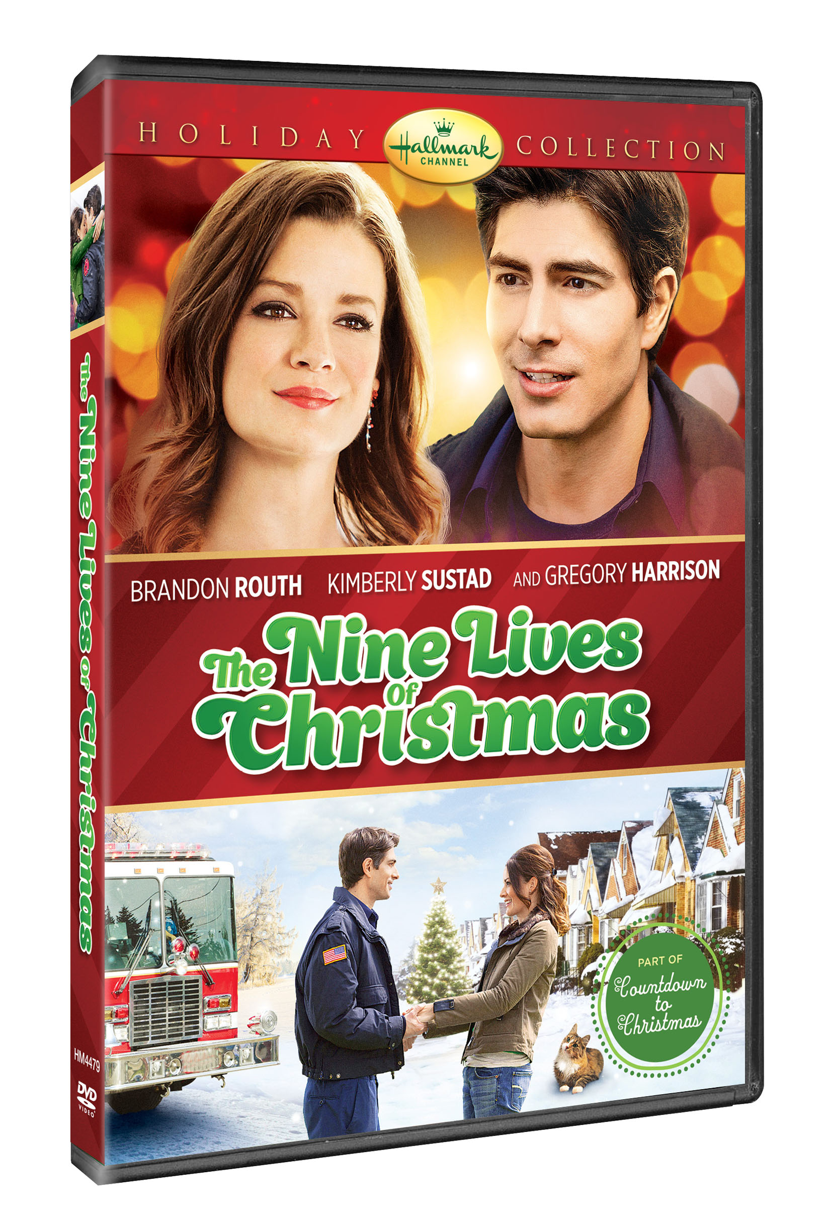 the nine lives of christmas hallmark channel cinedigm entertainment. Black Bedroom Furniture Sets. Home Design Ideas