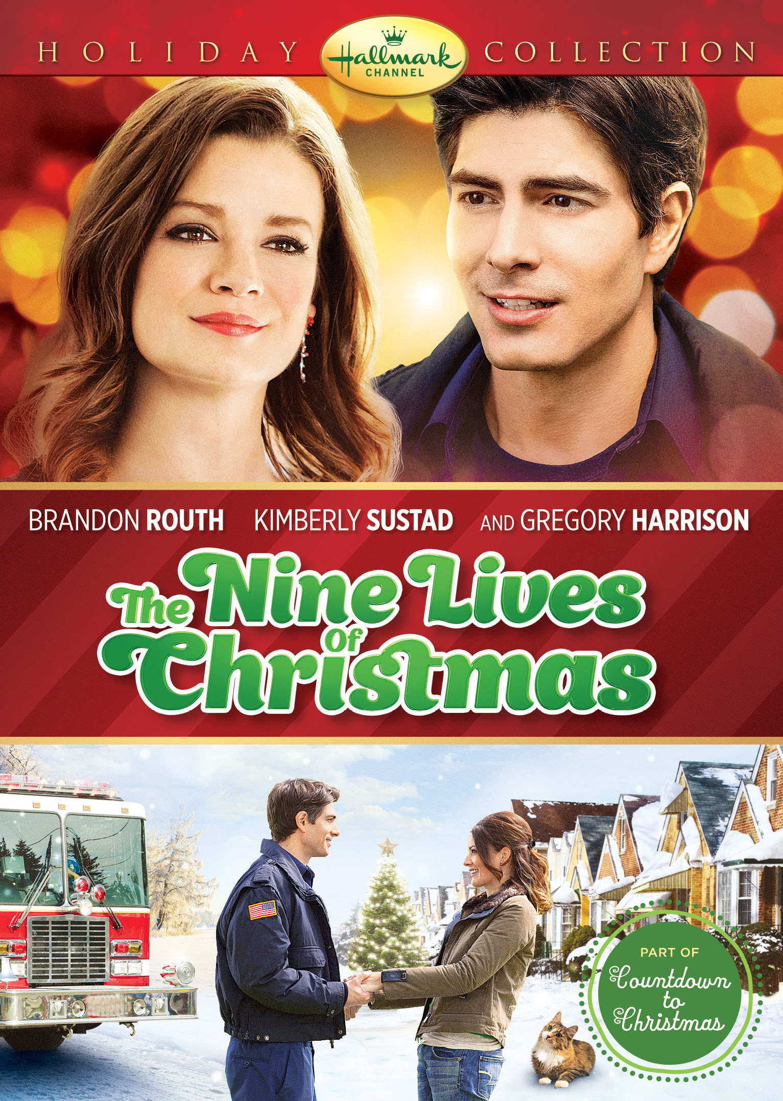 the nine lives of christmas - The Christmas Box Movie