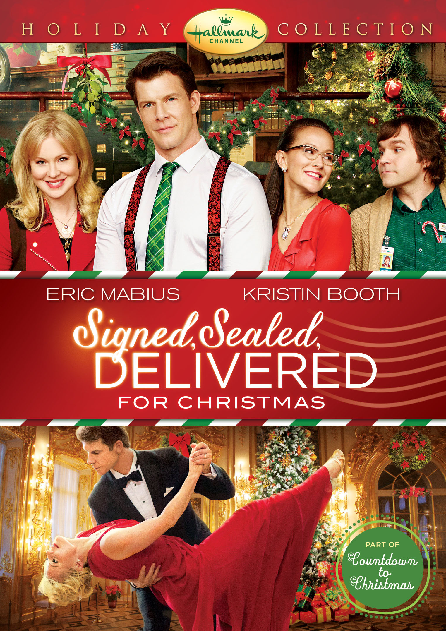 Signed Sealed Delivered Christmas - Hallmark Channel - Cinedigm ...