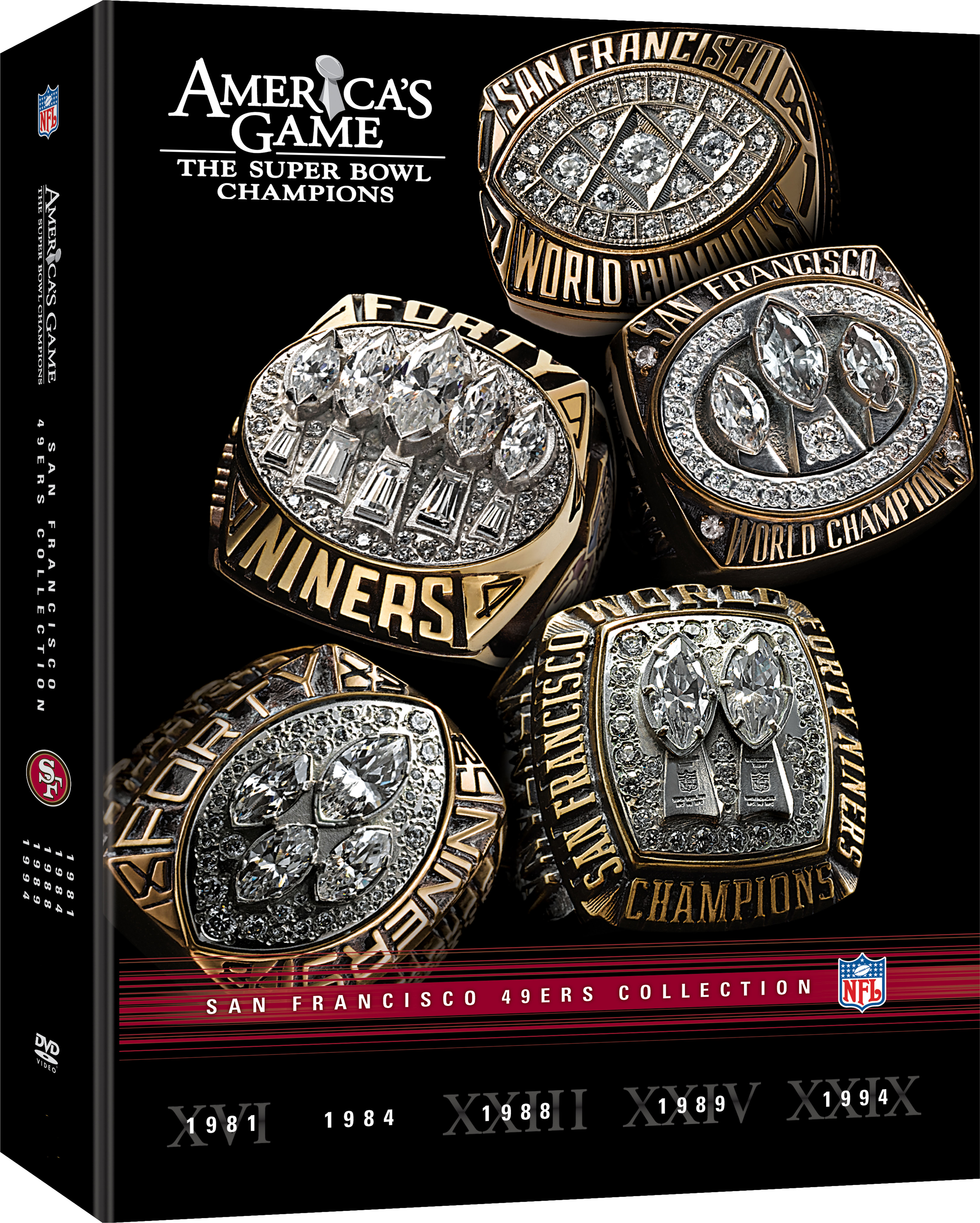 Americas game san francisco 49ers collection nfl productions americas game san francisco 49ers collection voltagebd Choice Image