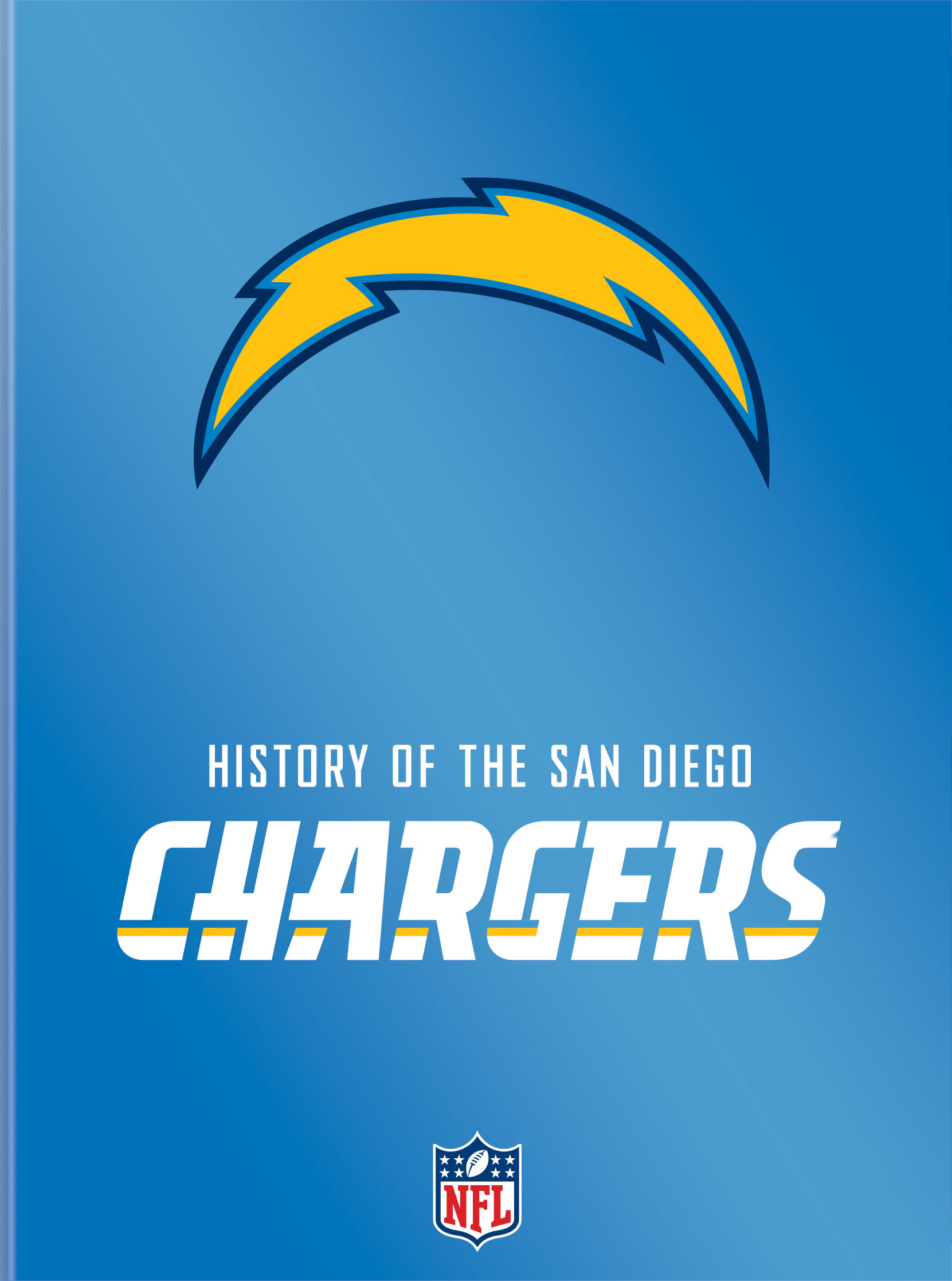 History San Diego Chargers Nfl Productions Cinedigm