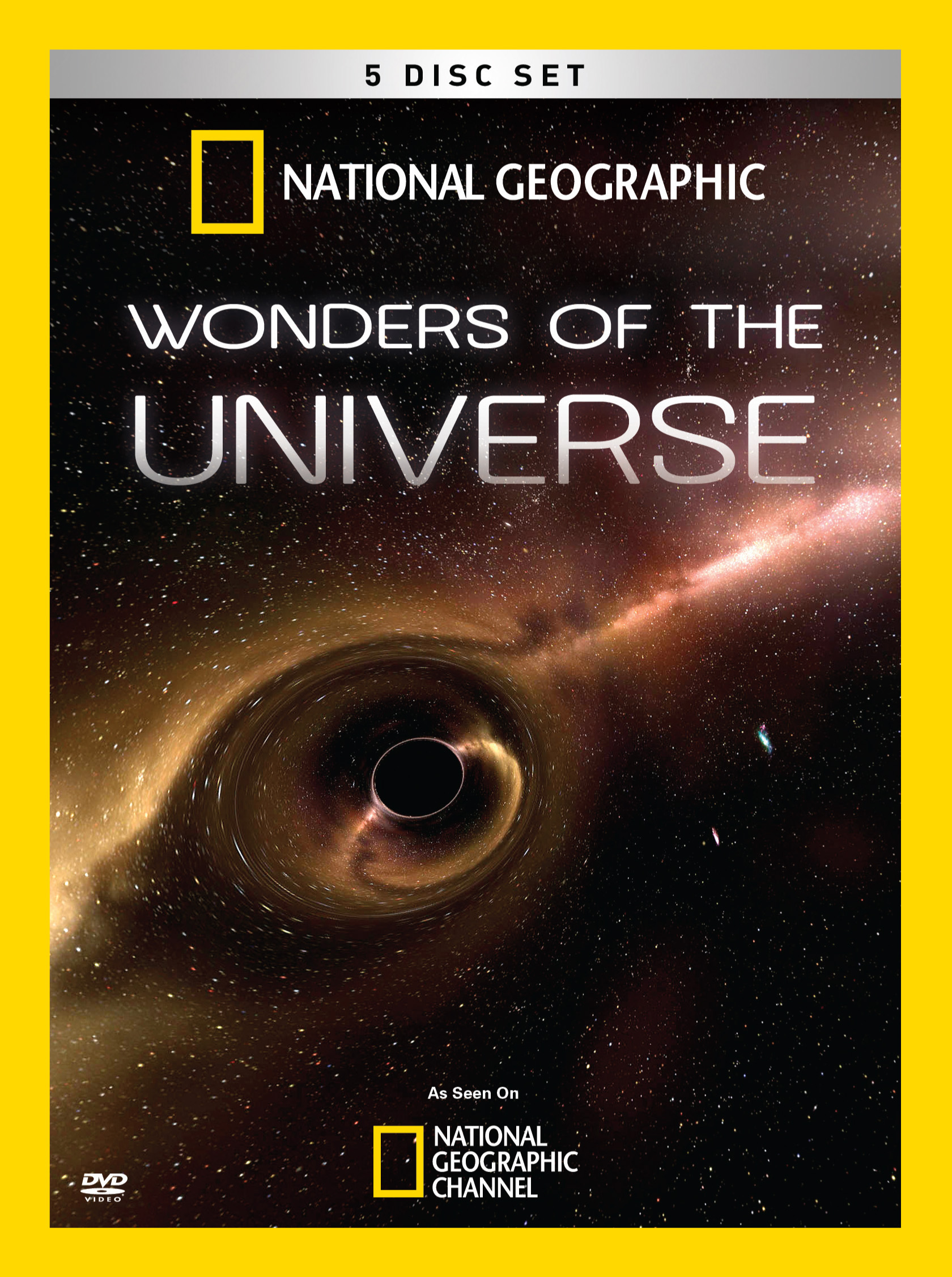 Wonders Of The Universe Collection National Geographic