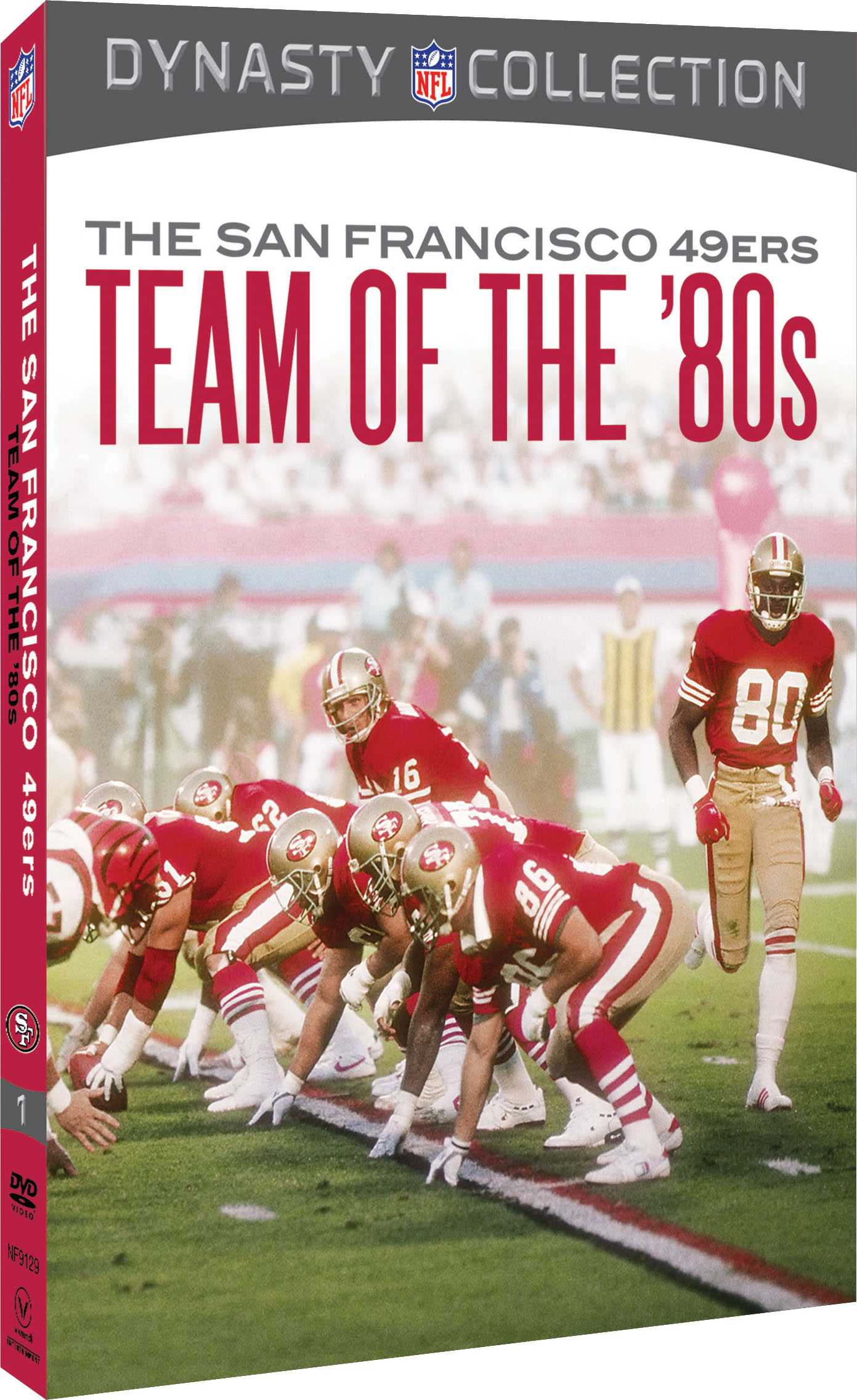 Dynasty Collection – The San Francisco 49ers: Team Of The ...