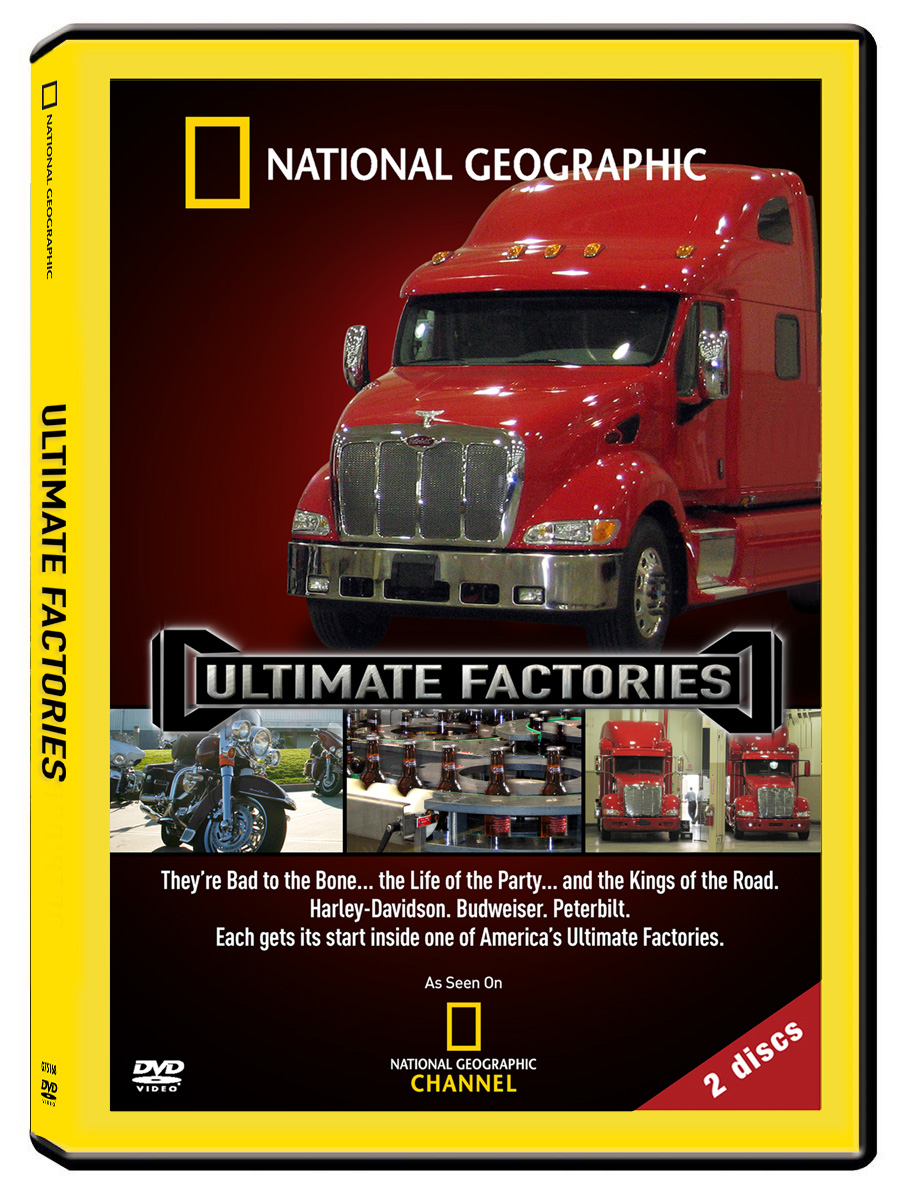 National geographic ultimate factories caterpillar