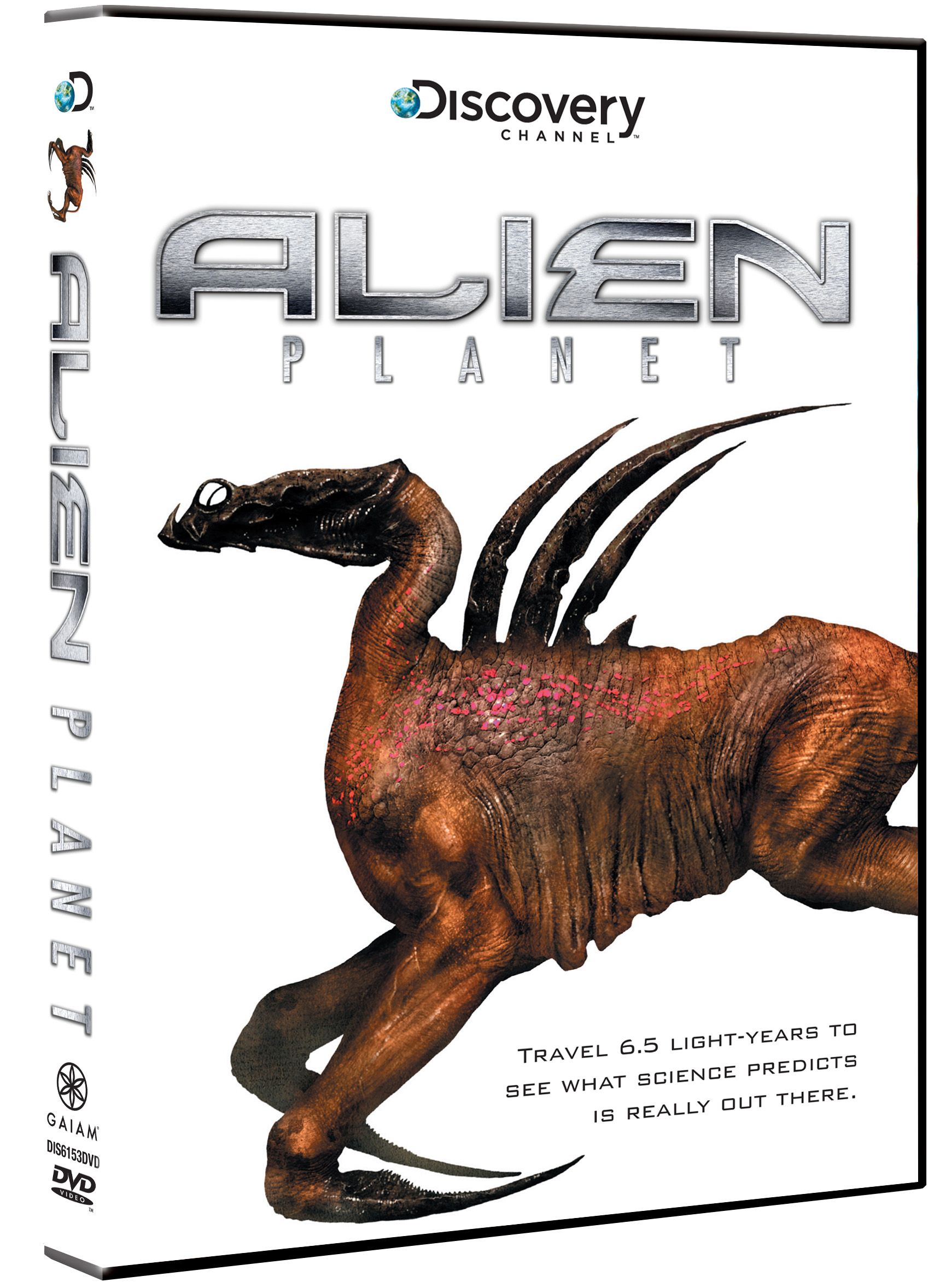 Alien Planet - Discovery Communications - Cinedigm ...