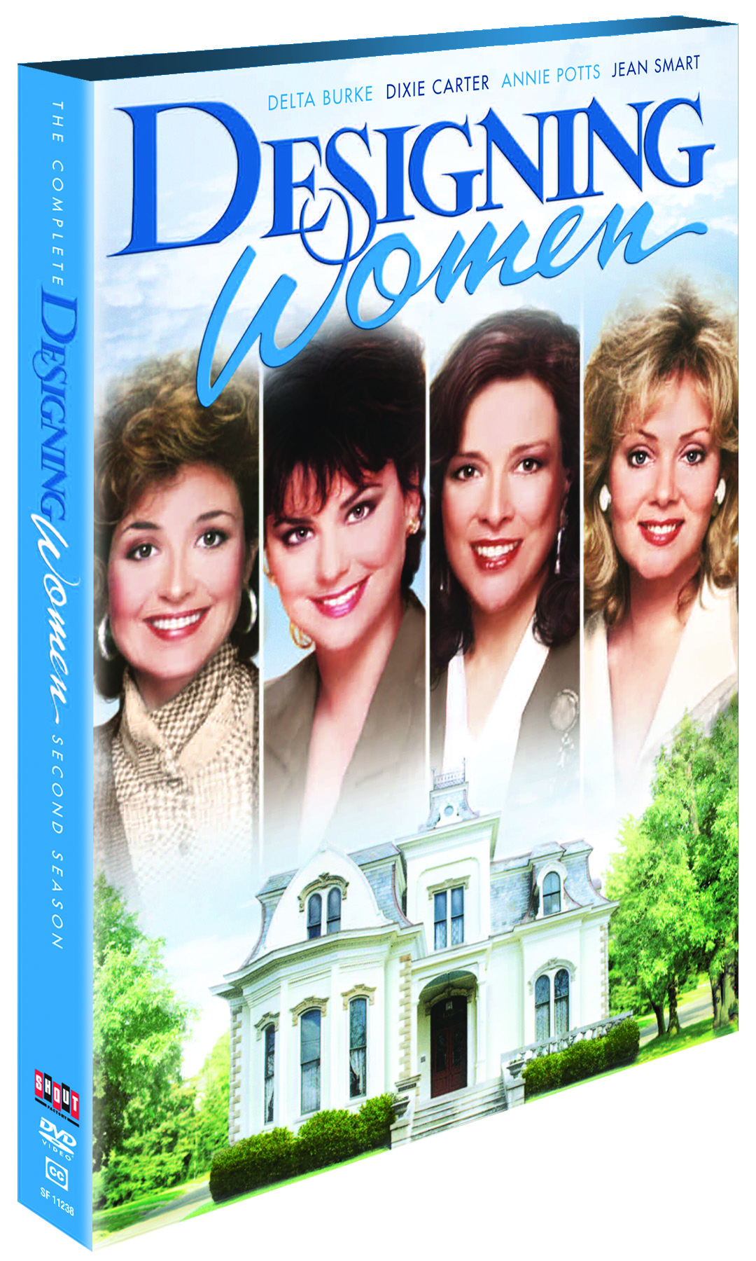 Designing Women The Complete Second Season Shout