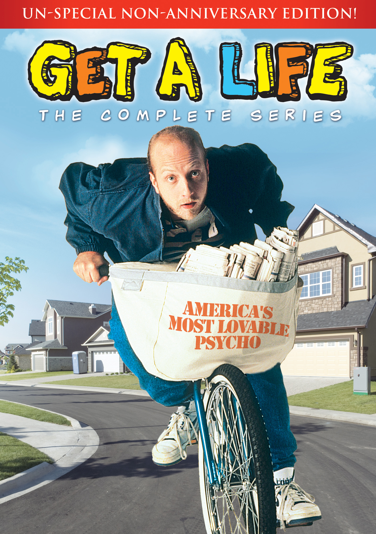 Get A Life: The Complete Series - Shout! Factory - Cinedigm Entertainment