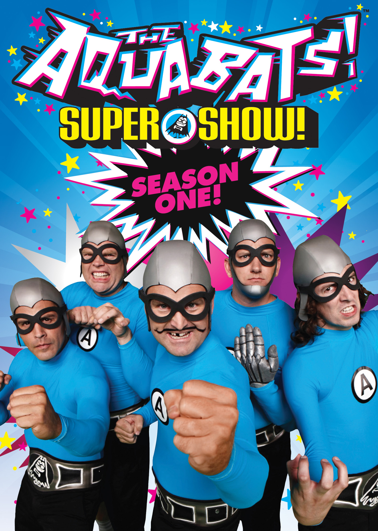 The aquabats super show season one shout factory for 1980 floor show dvd