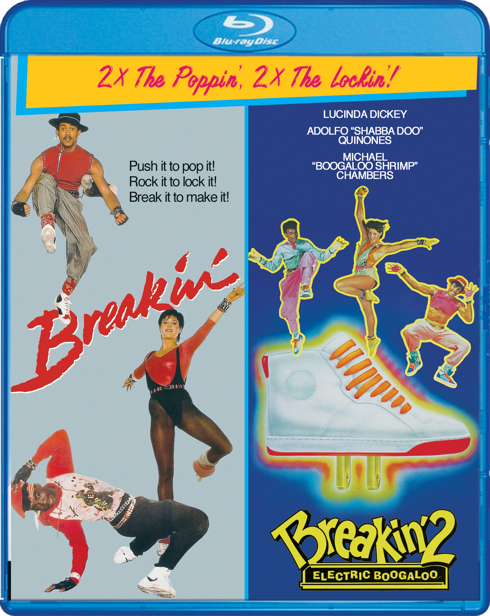Breakin Breakin 2 Electric Boogaloo Shout Factory