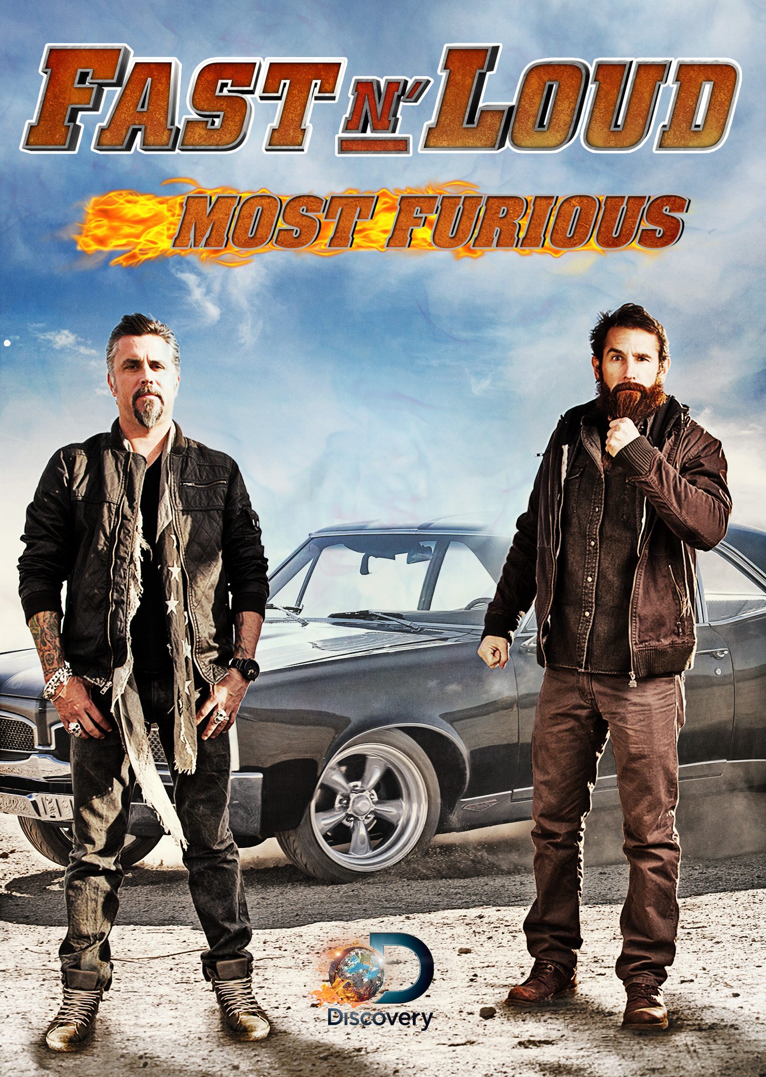 Fast N' Loud: Most Furious - Discovery Communications ...