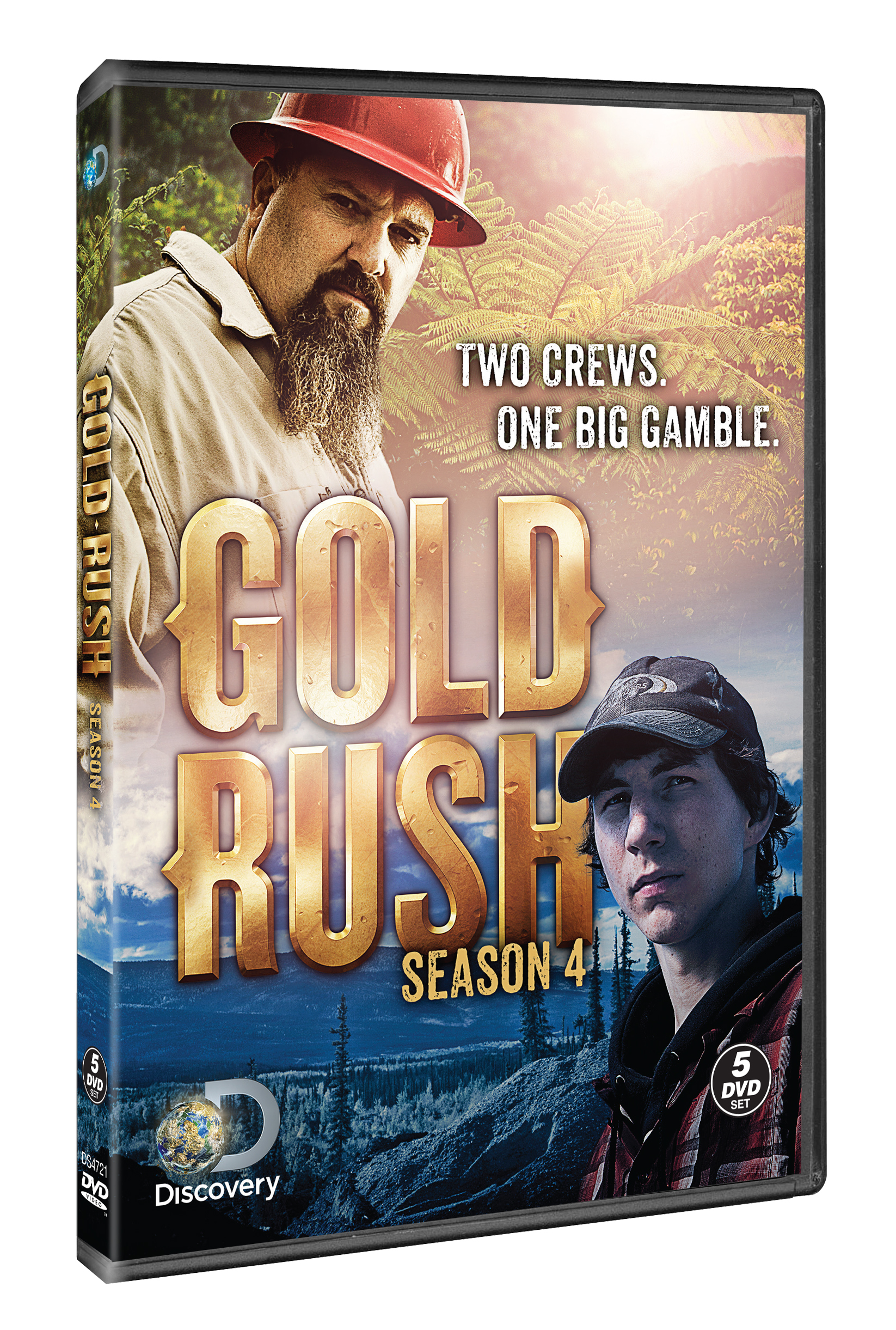 gold rush season 4 discovery communications cinedigm entertainment. Black Bedroom Furniture Sets. Home Design Ideas