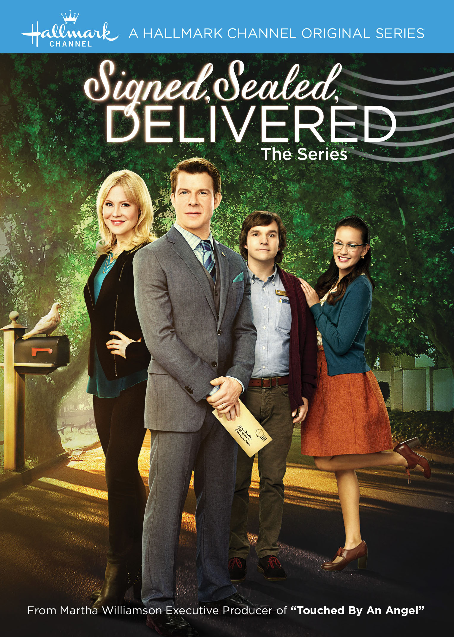 Signed, Sealed, Delivered Complete Series - Hallmark Channel ...