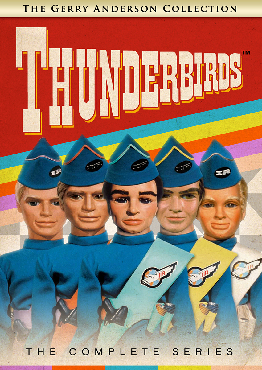 thunderbirds the complete series shout factory. Black Bedroom Furniture Sets. Home Design Ideas