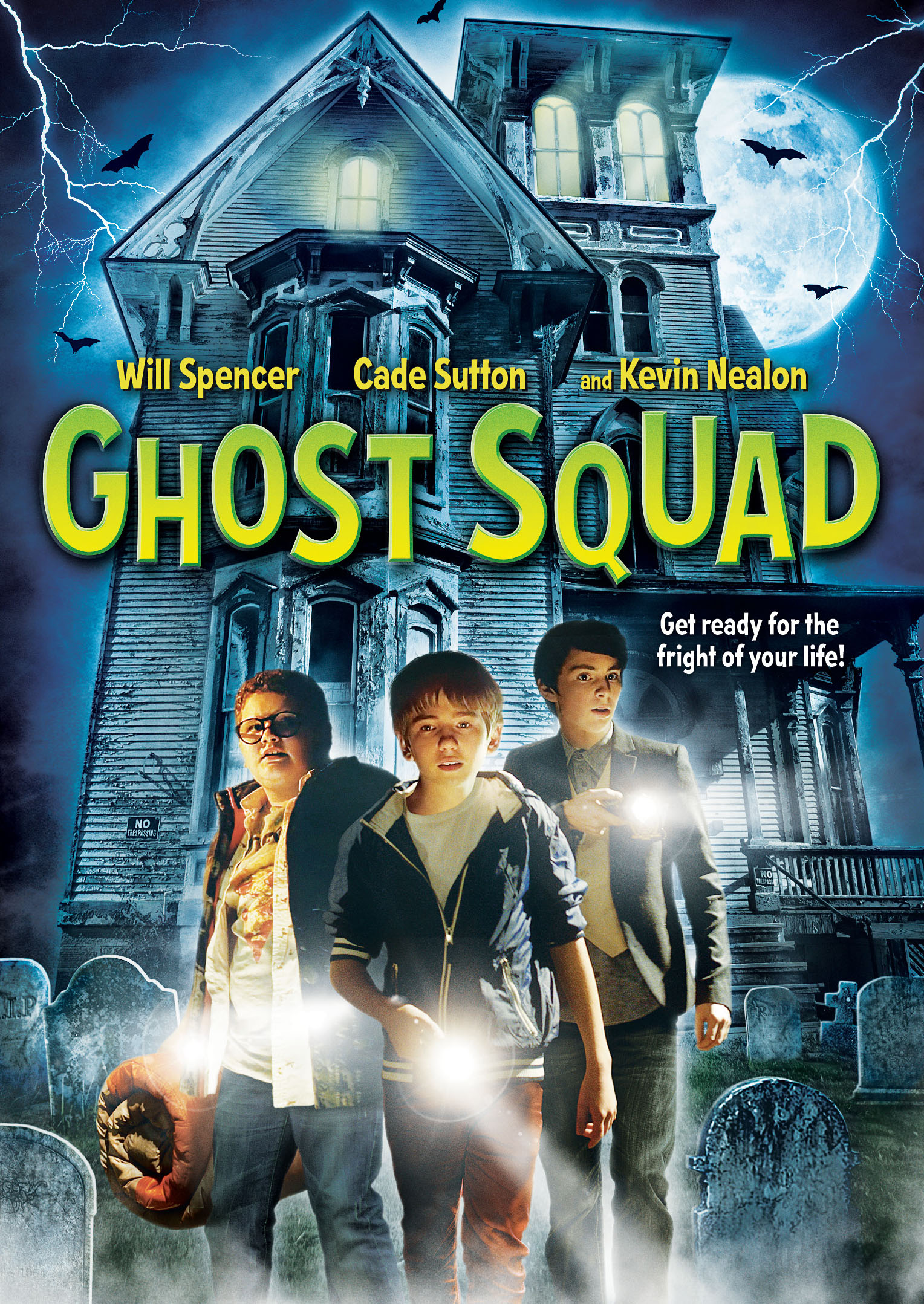 Kids Movie Posters Ghost Squad - Brand In...