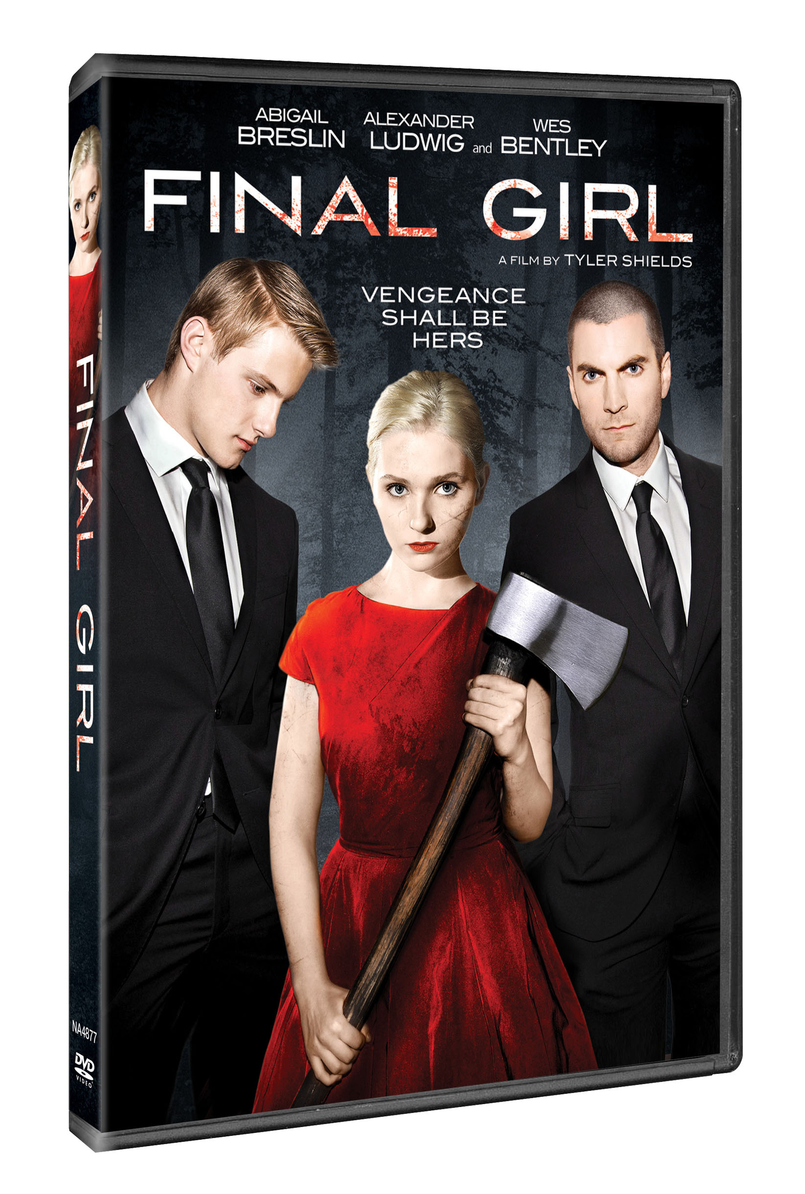 Final Girl Featured Releases Cinedigm Entertainment