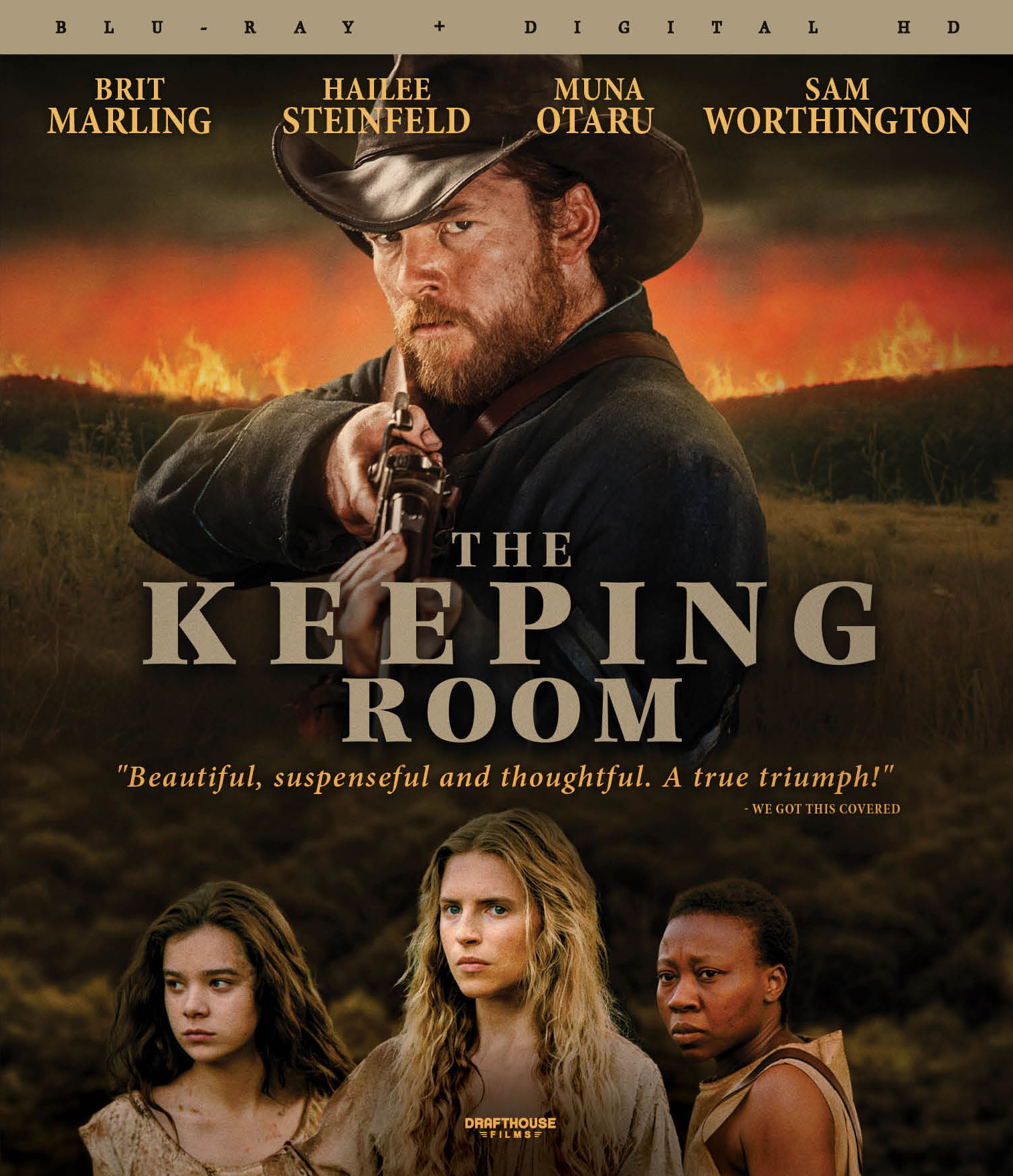 The Keeping Room - Drafthouse - Cinedigm Entertainment