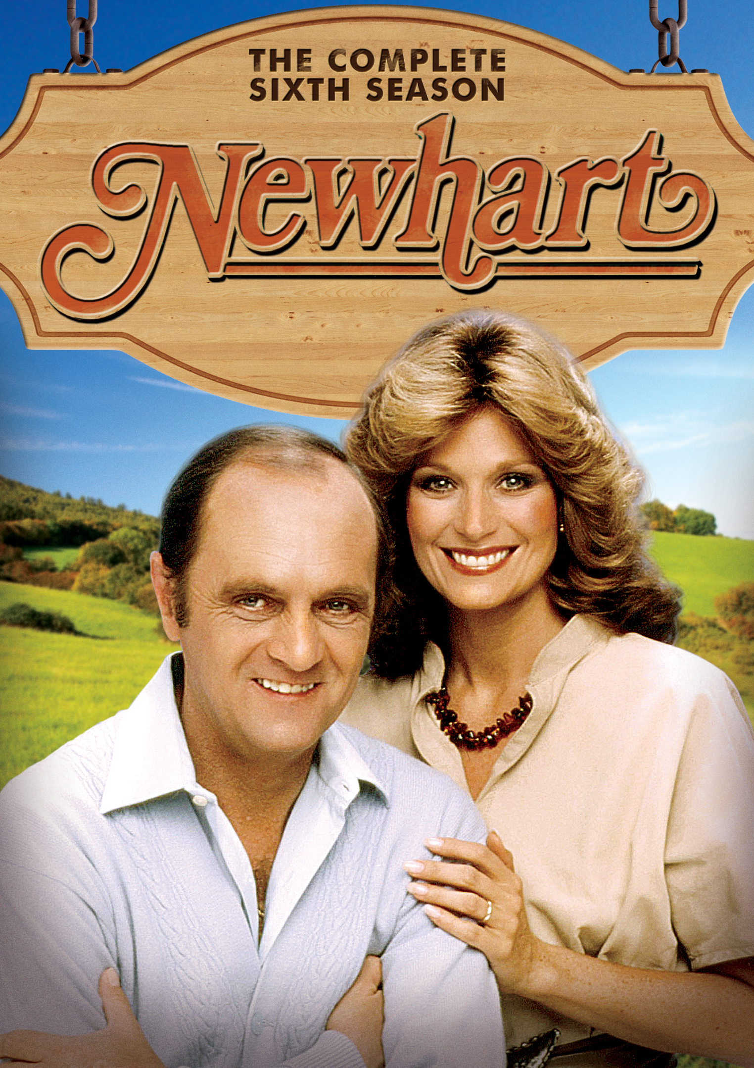 Newhart The Complete Sixth Season Shout Factory