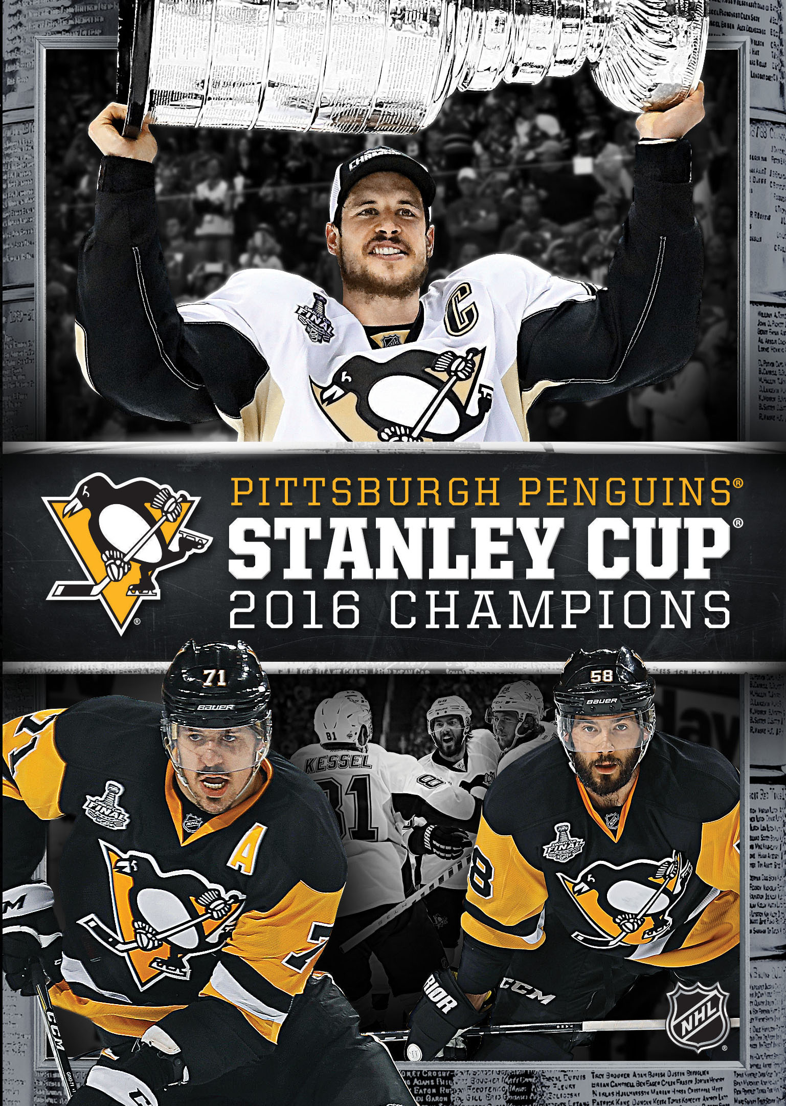 Pittsburgh Penguins 2016 Stanley Cup Champions - NHL ...