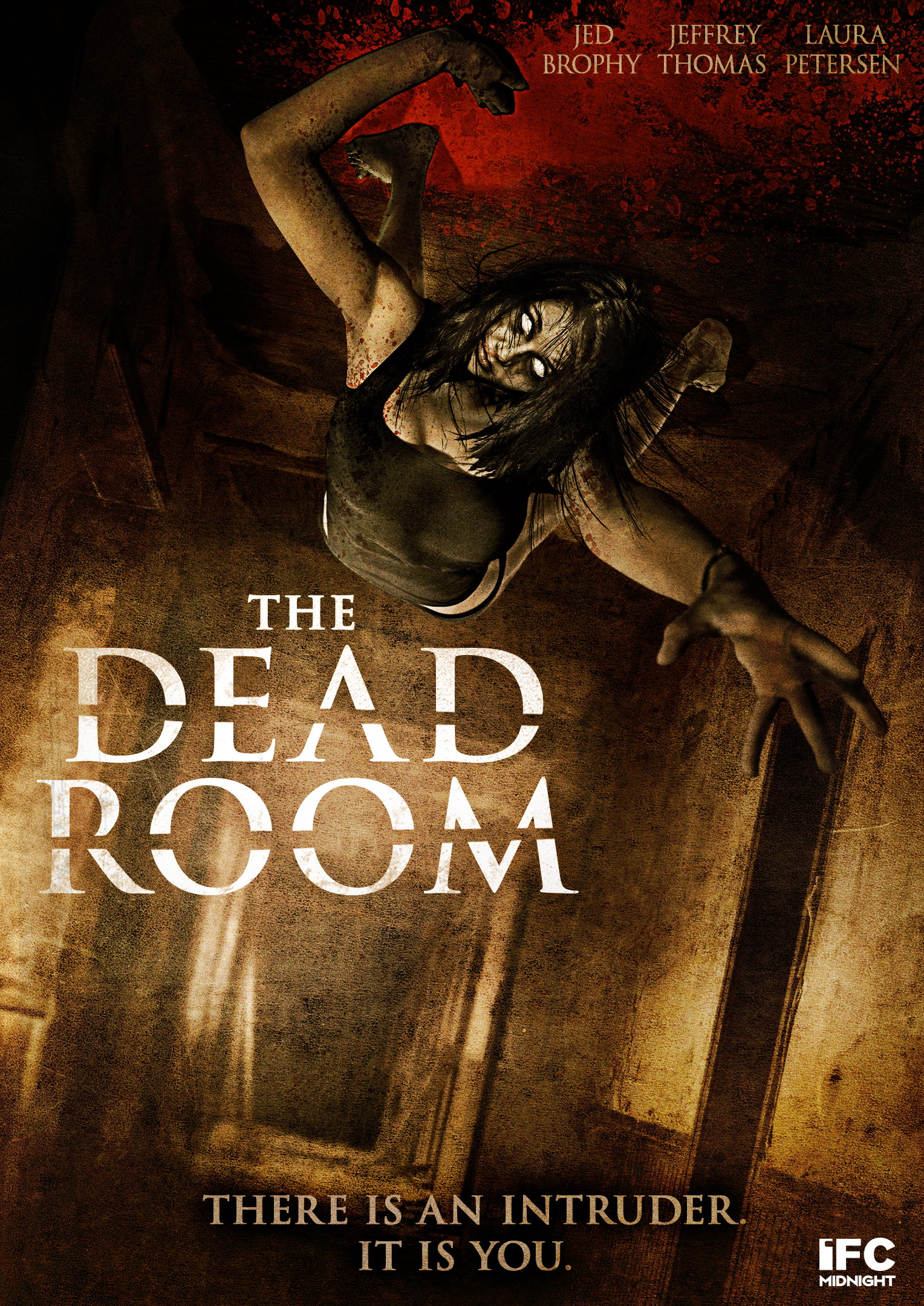 The Dead Room Shout Factory Cinedigm Entertainment