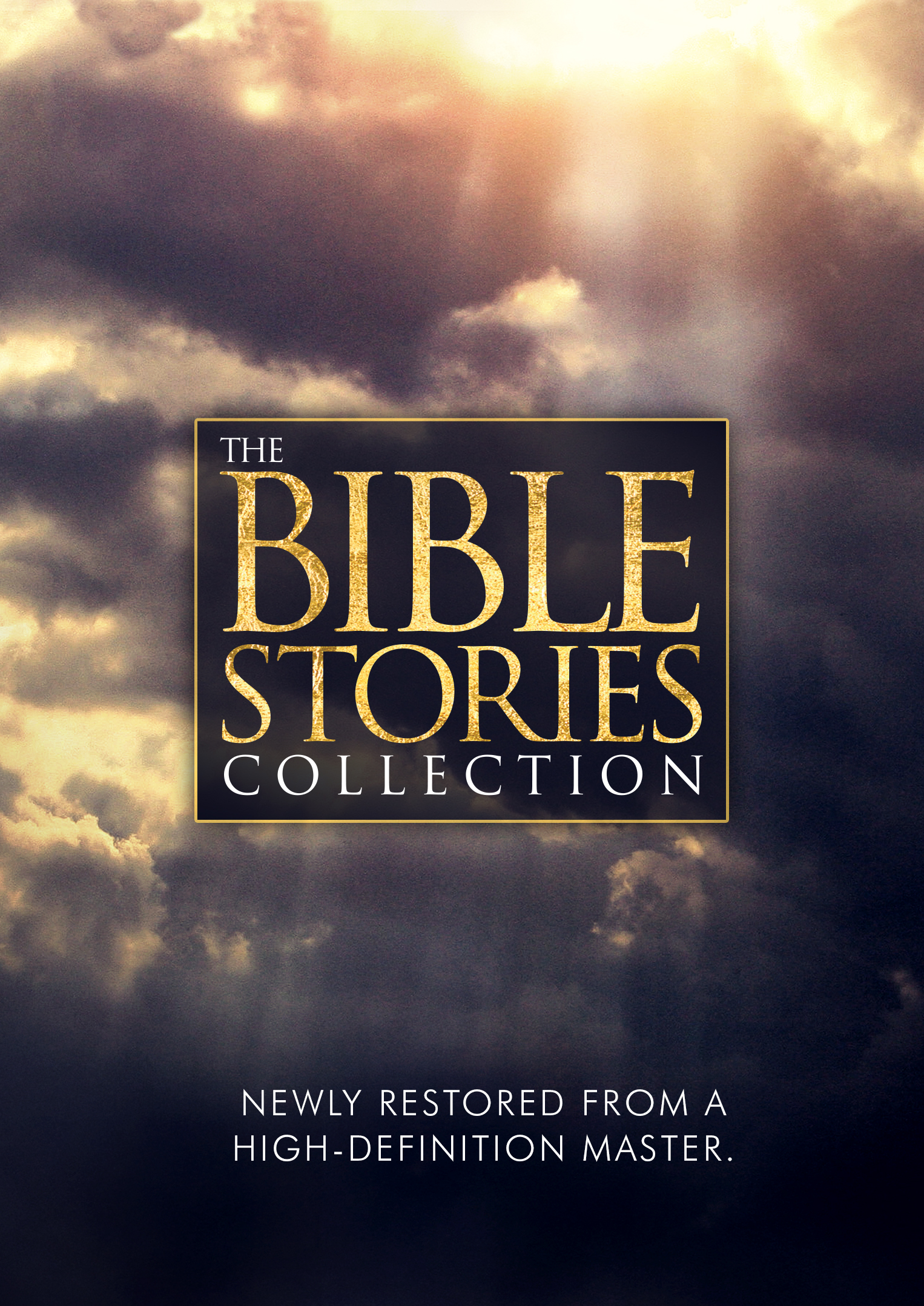 The Bible Stories Collection Shout Factory Cinedigm
