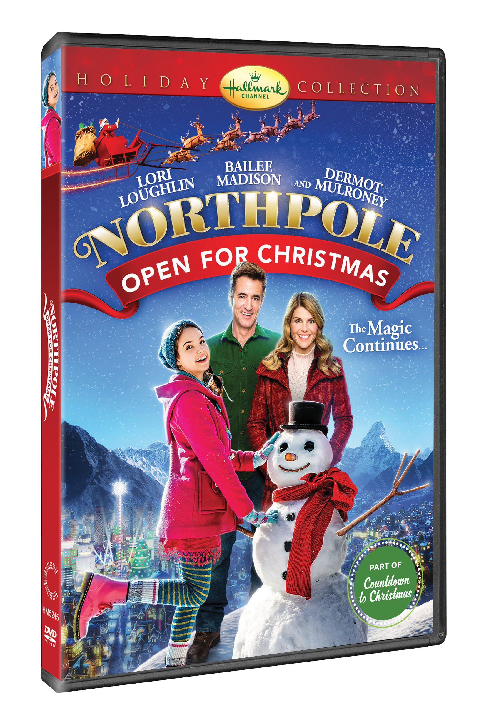 Northpole: Open for Christmas - Hallmark - Cinedigm Entertainment