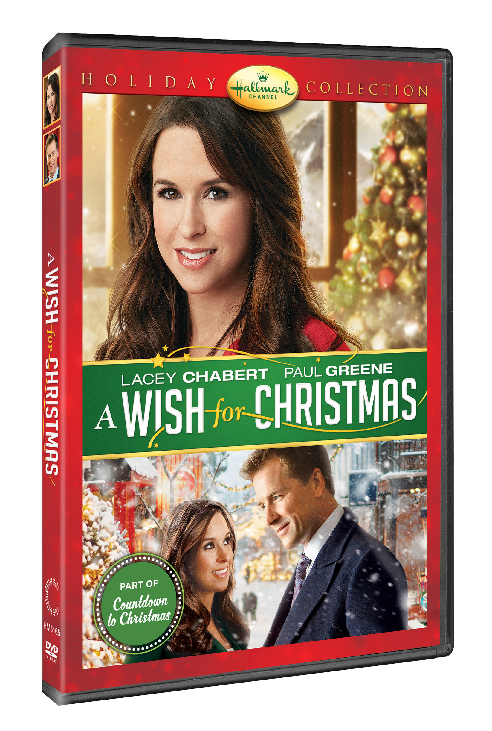 A Wish For Christmas.A Wish For Christmas Hallmark Cinedigm Entertainment