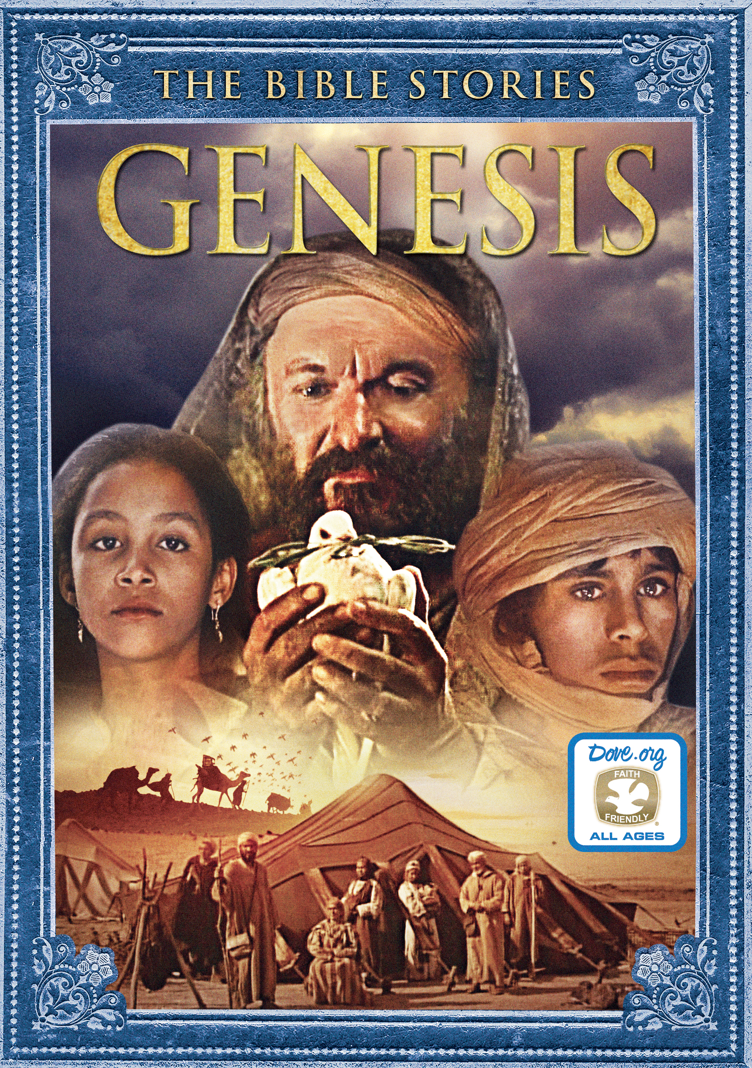The Bible Stories Genesis Shout Factory Cinedigm