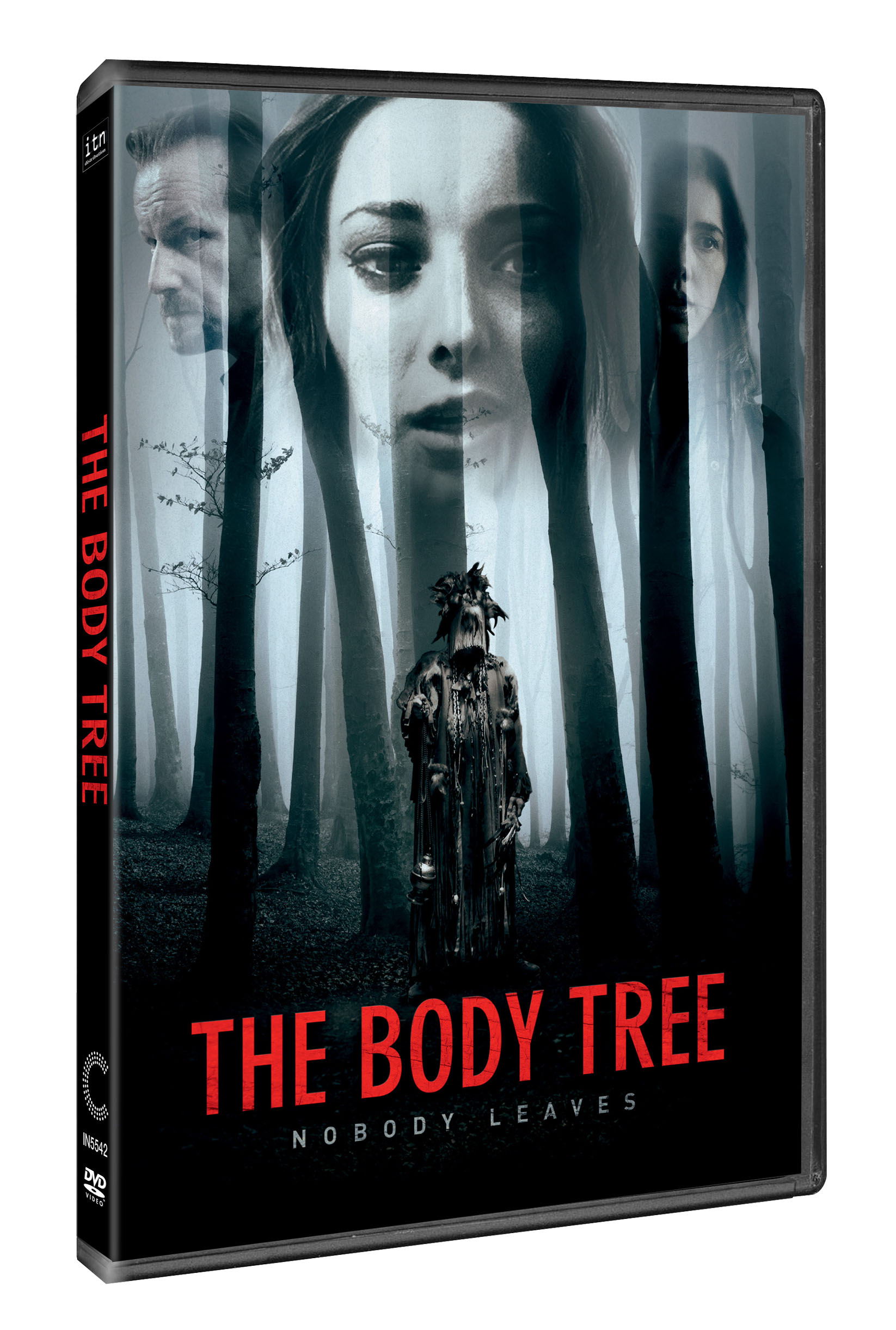 The Body Tree Itn Distribution Cinedigm Entertainment