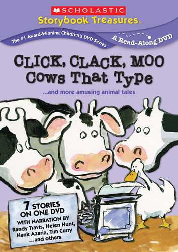 click clack moo  cows that type u2026and more amusing animal