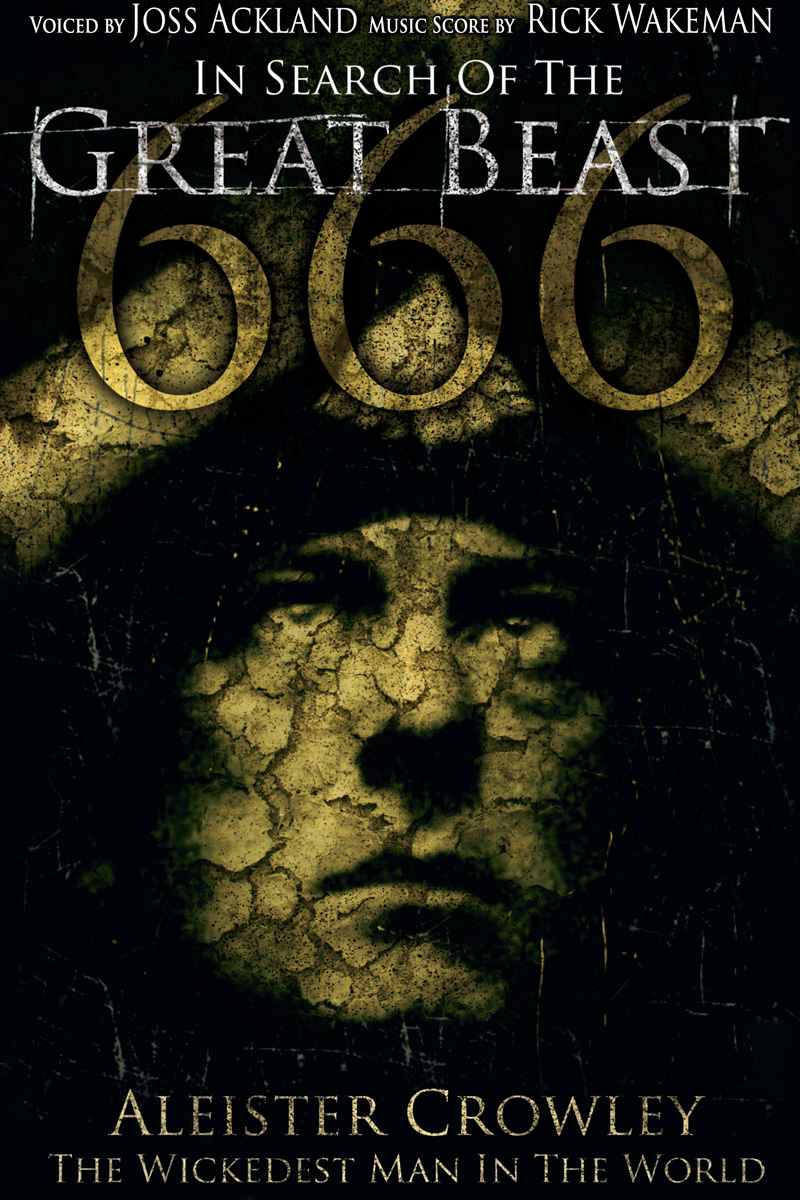 In Search Of The Great Beast 666 Aleister Crowley New