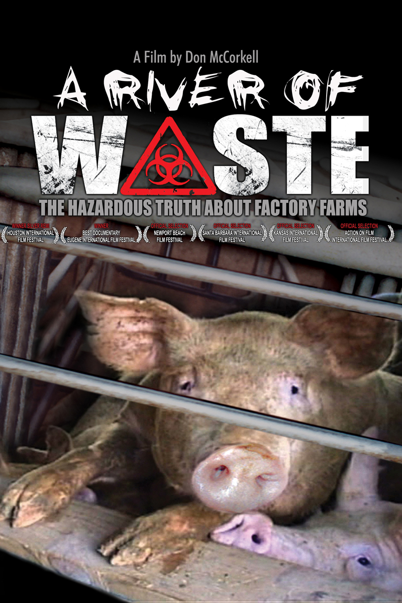 Mini Of Manhattan >> A River of Waste: The Hazardous Truth About Factory Farms ...