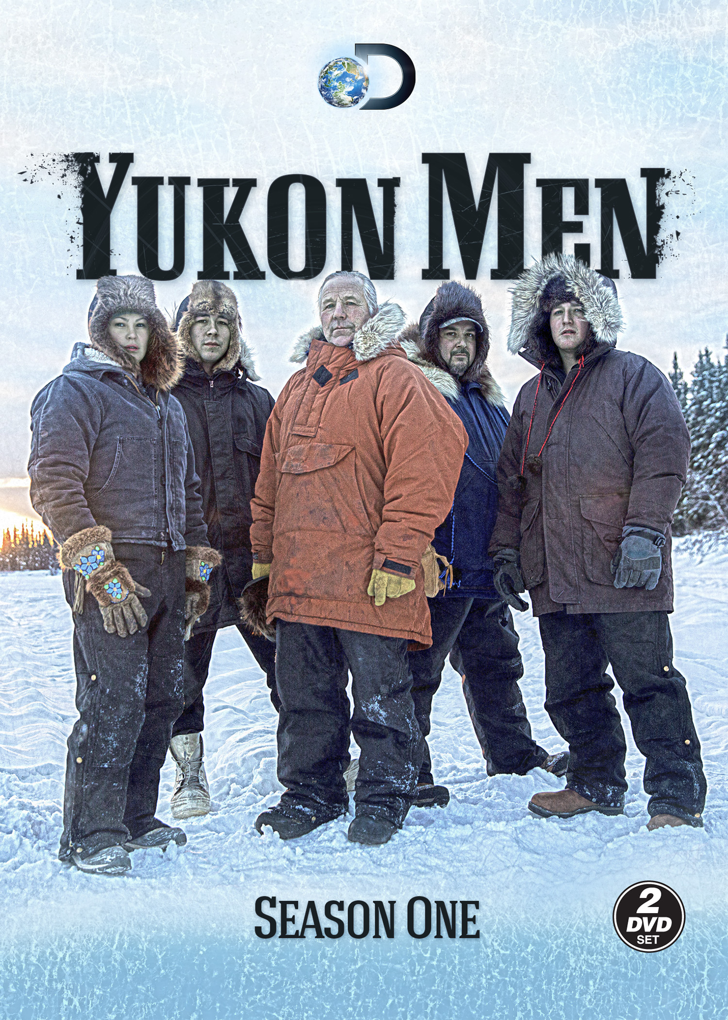 Discovery Channel Shows >> Yukon Men - Discovery Communications - Cinedigm Entertainment