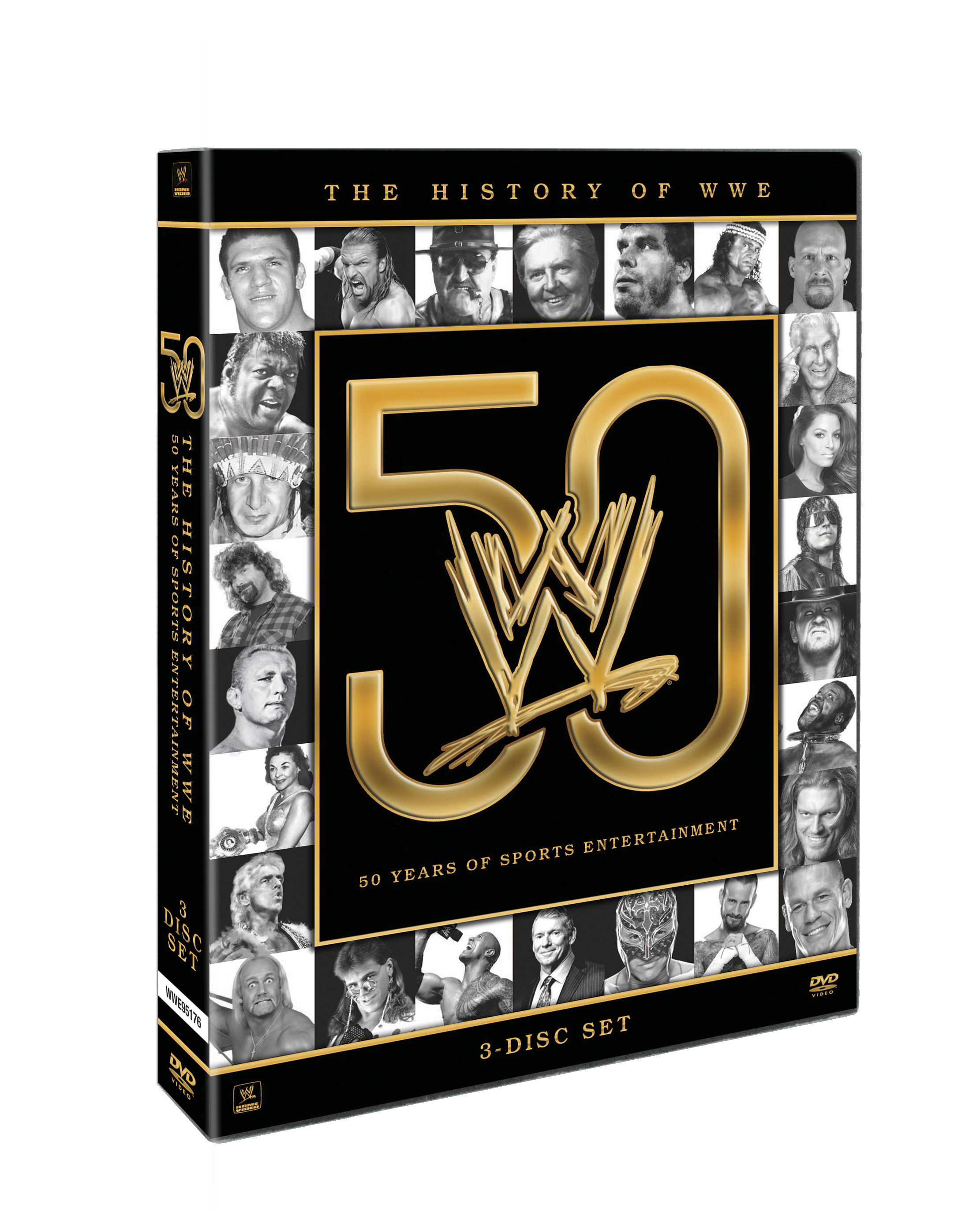 History Of The WWE: 50 Years of Sports Entertainment - WWE ...