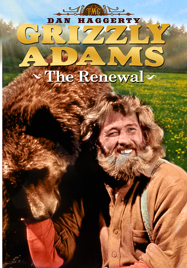 The life and times of grizzly adams the renewal shout for 1980 floor show dvd