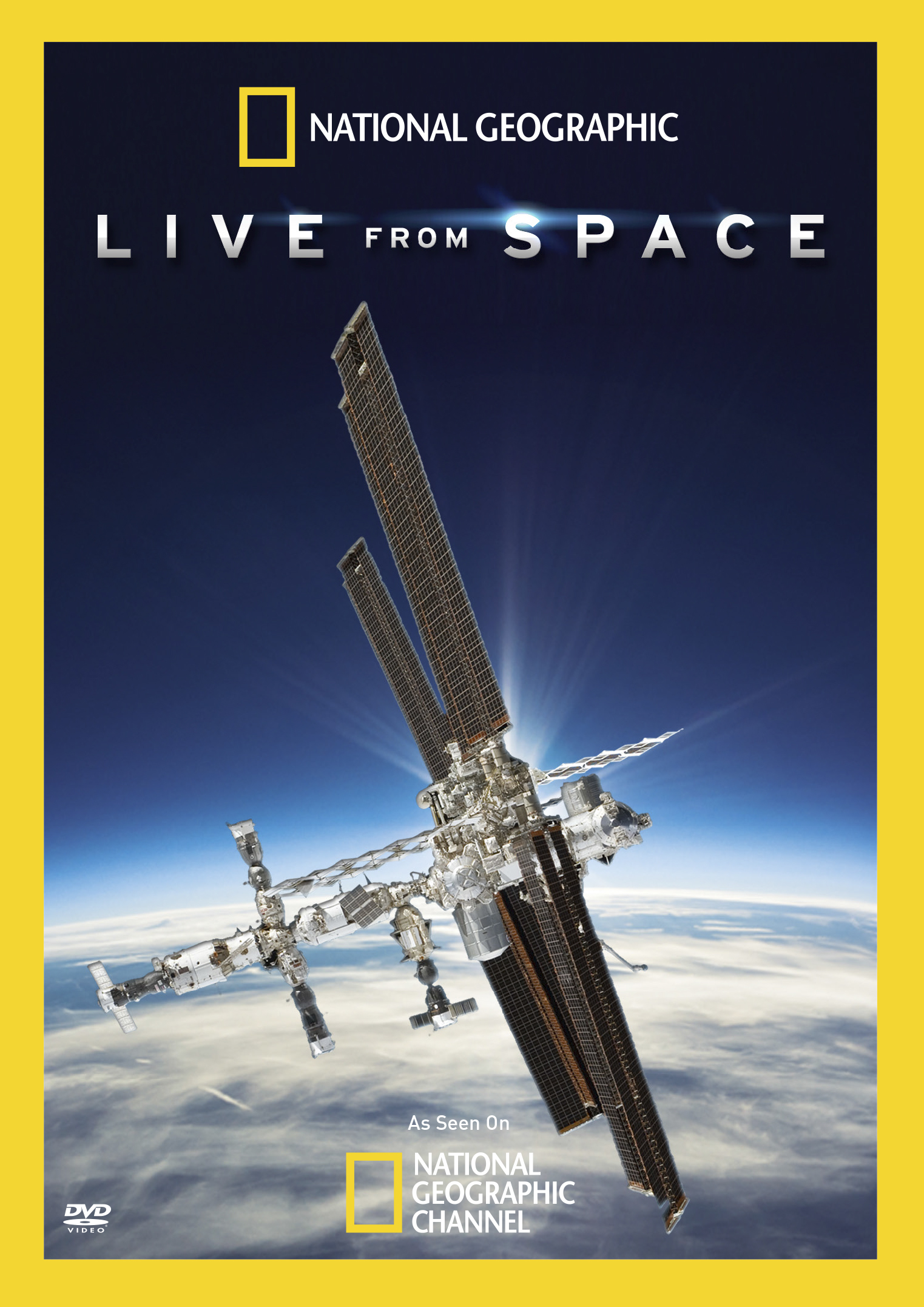Live From Space National Geographic Cinedigm Entertainment