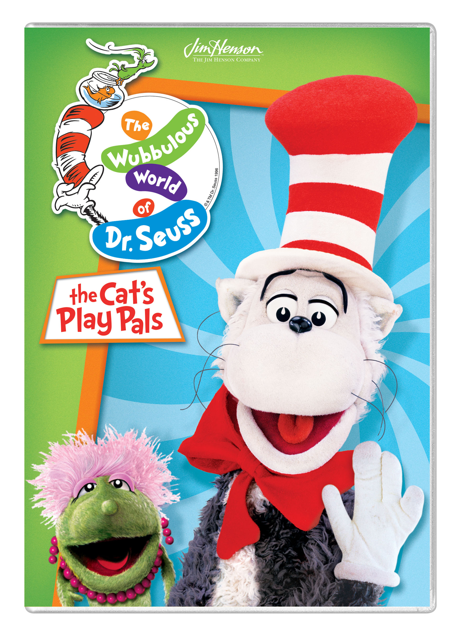 The Wubbulous World Of Dr. Seuss: The Cat's Play Pals - Henson ...