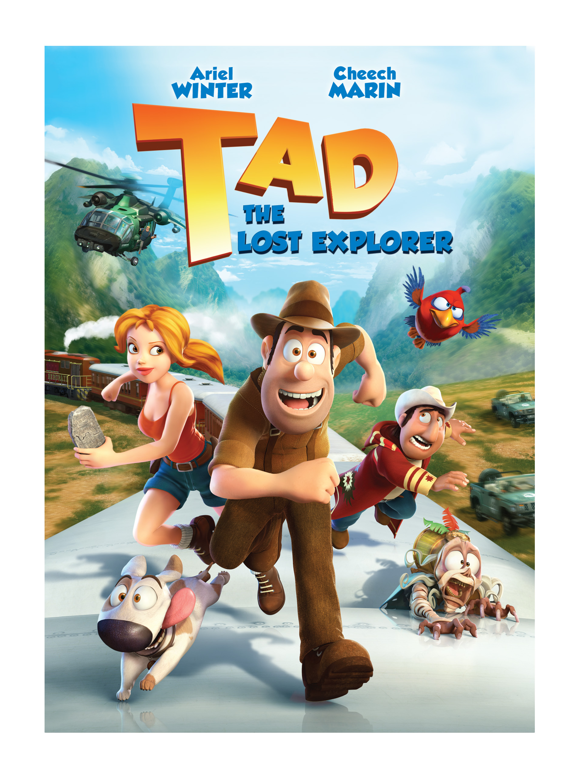 Tad: The Lost Explorer - Studio Canal - Cinedigm Entertainment