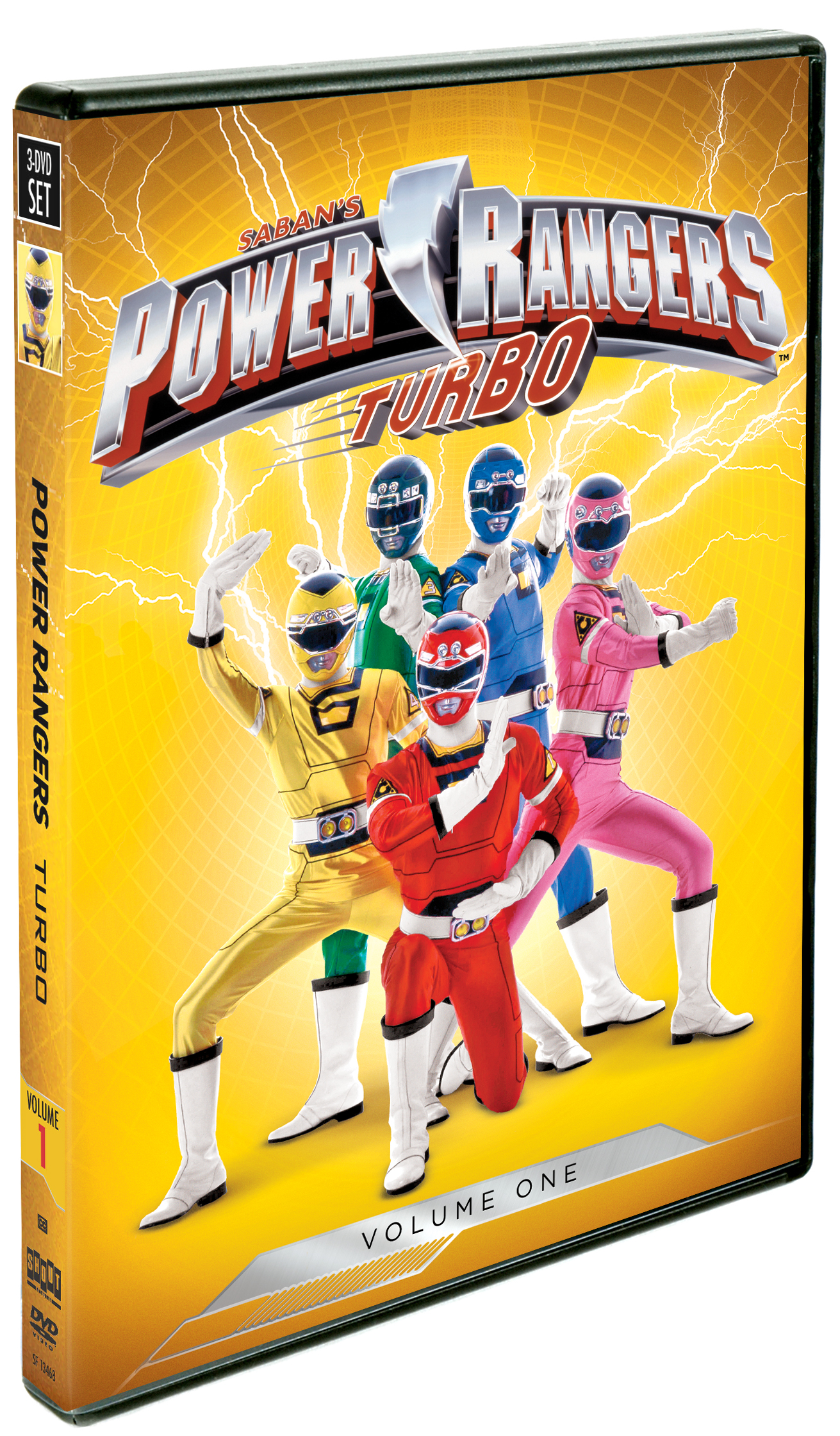 power rangers turbo volume one shout factory. Black Bedroom Furniture Sets. Home Design Ideas