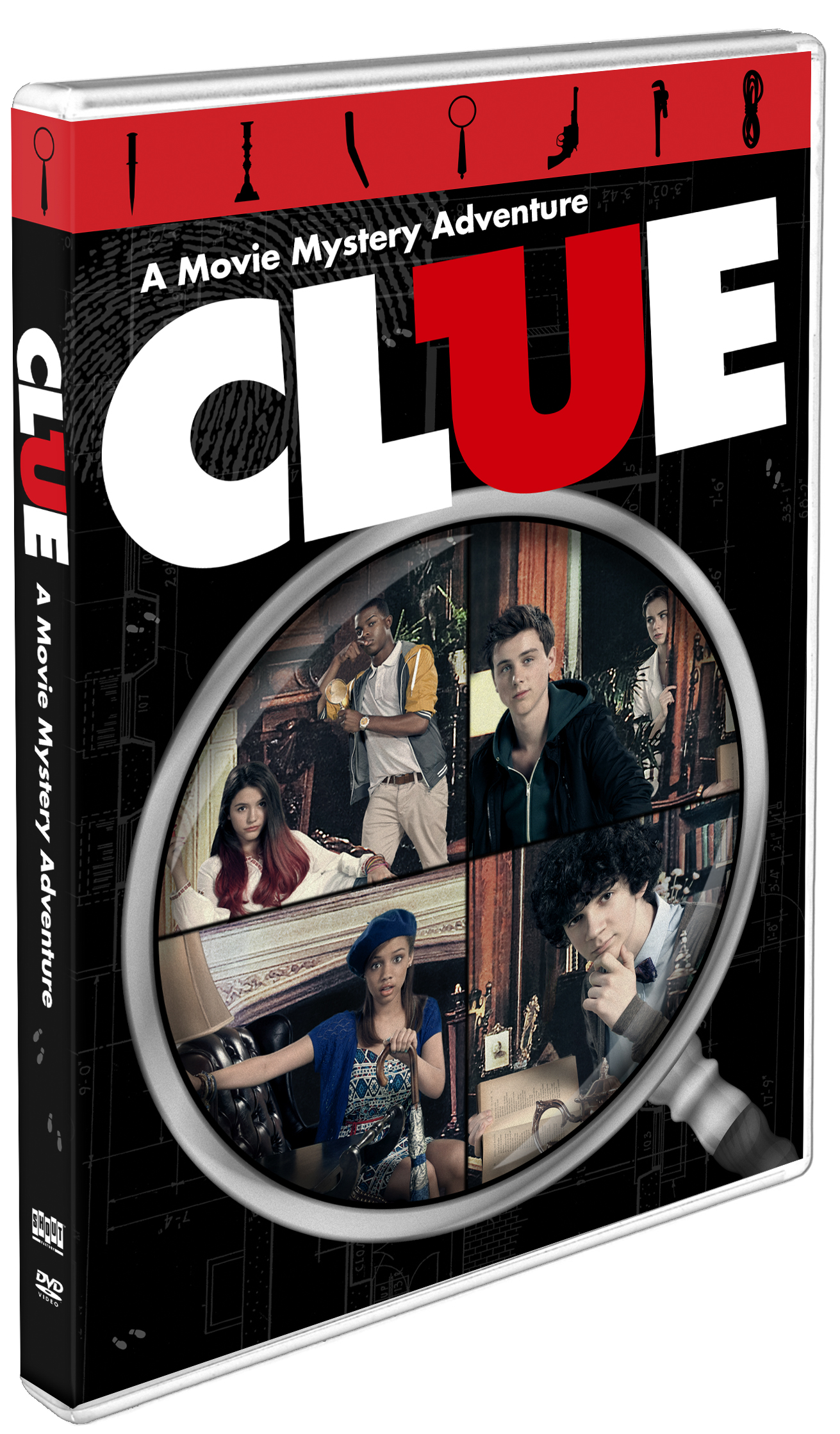 clue a movie mystery adventure shout factory