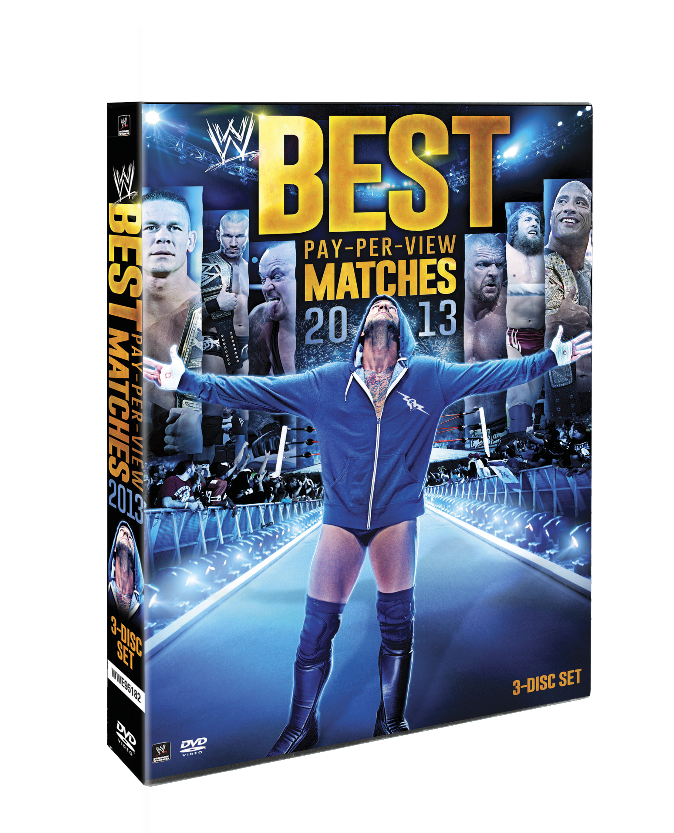 Best Pay-Per-View Matches 2013 - WWE - Cinedigm Entertainment