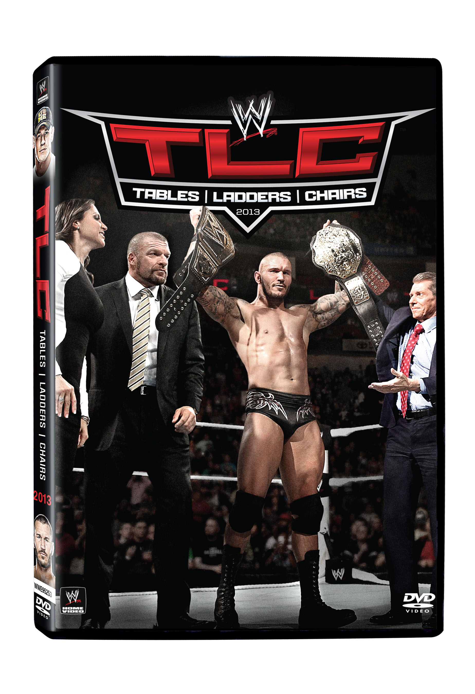 TLC: Tables, Ladders & Chairs 2013 - WWE - Cinedigm Entertainment