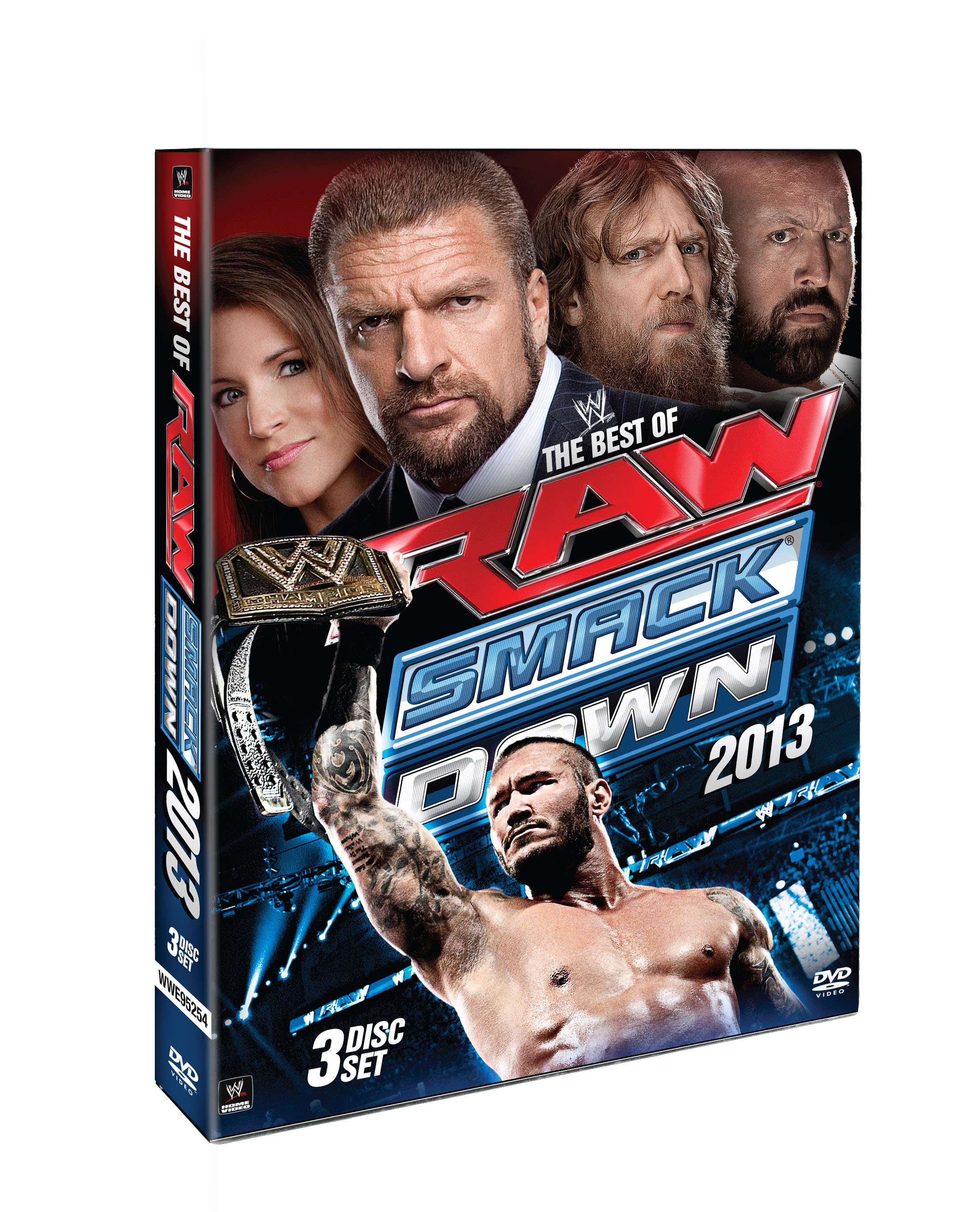 The Best Of Raw And Smackdown 2013 - WWE - Cinedigm Entertainment