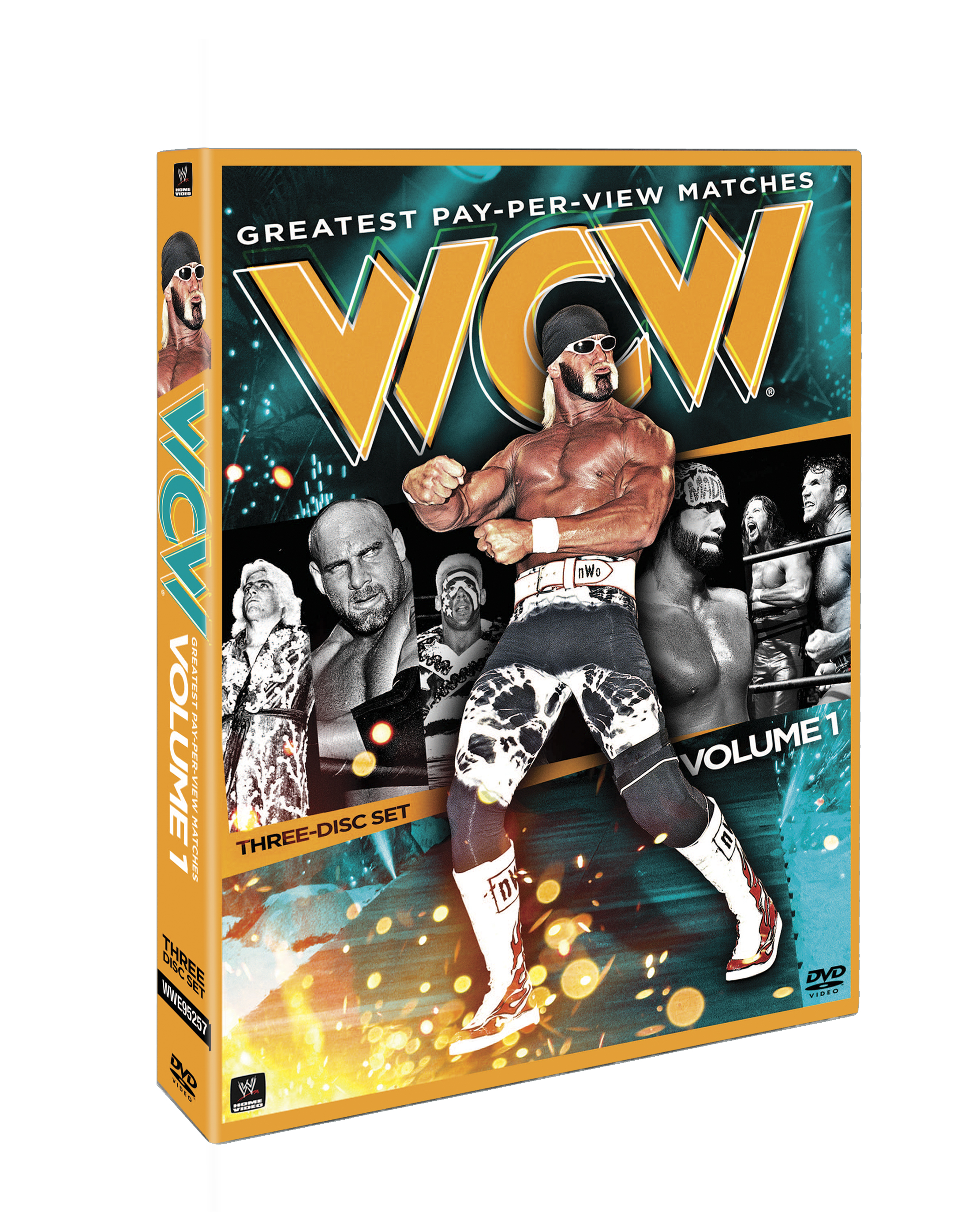 WCW's Greatest PPV Matches: Volume 1 - WWE - Cinedigm Entertainment