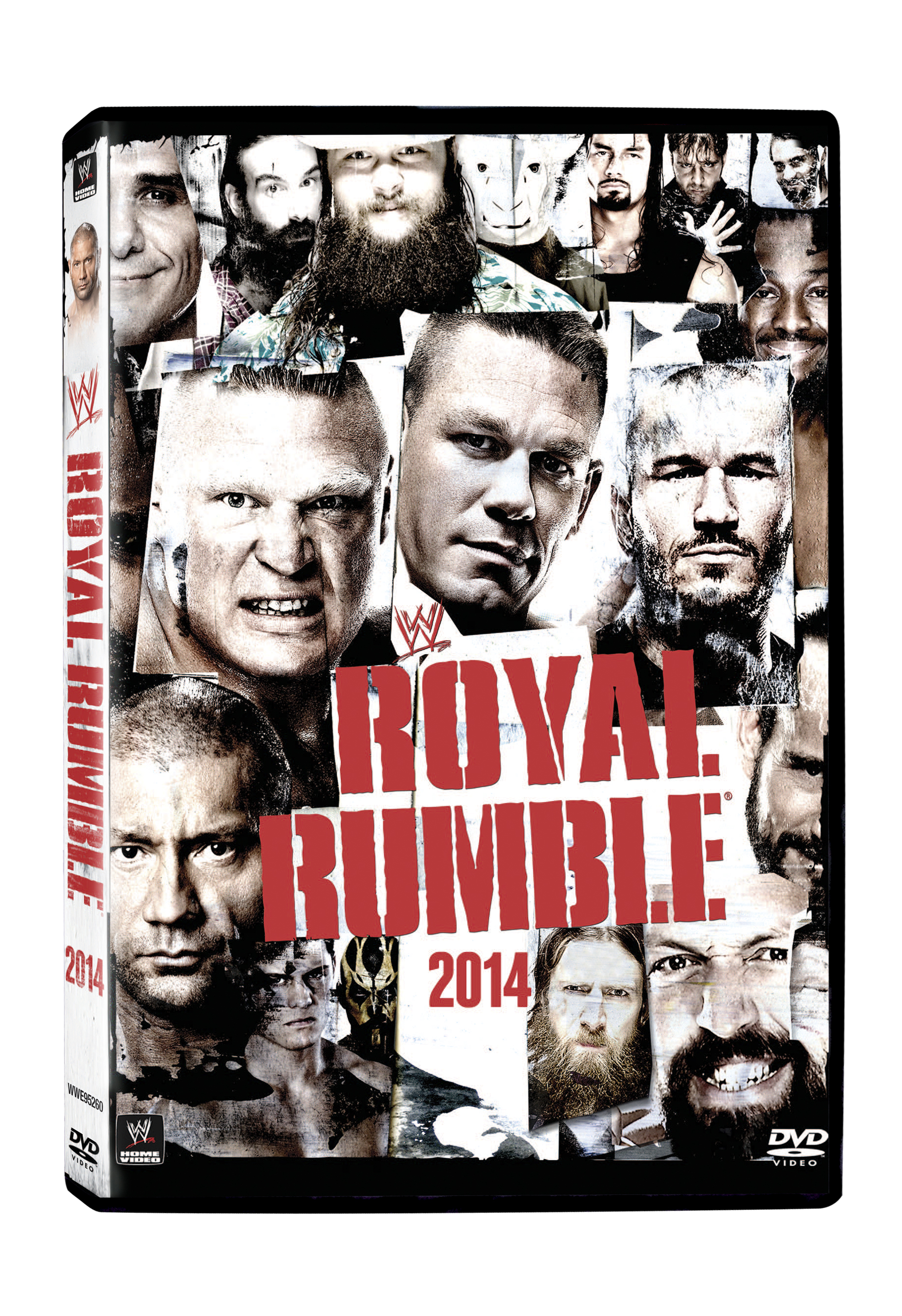Royal Rumble 2014 - WWE - Cinedigm Entertainment