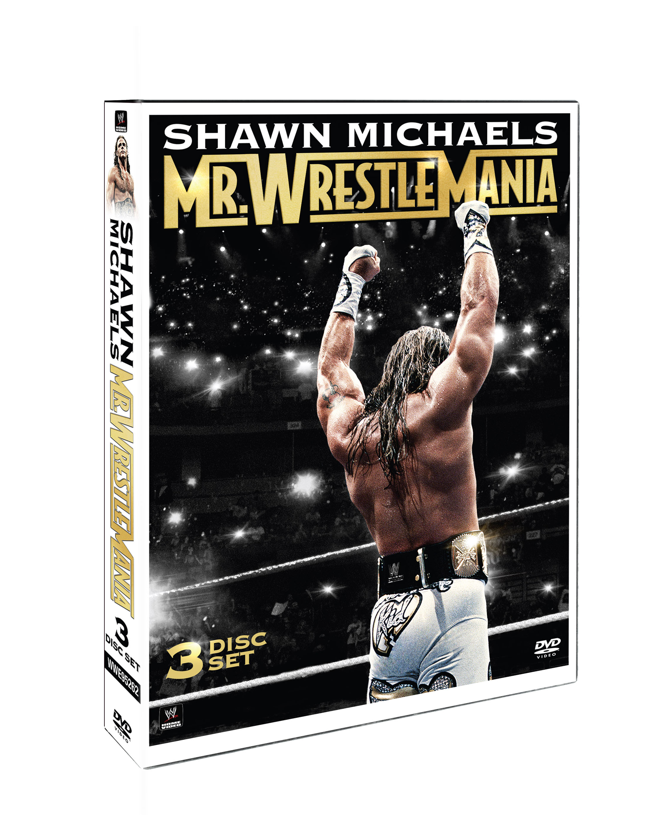 Shawn Michaels: Mr. Wrestlemania - WWE - Cinedigm Entertainment