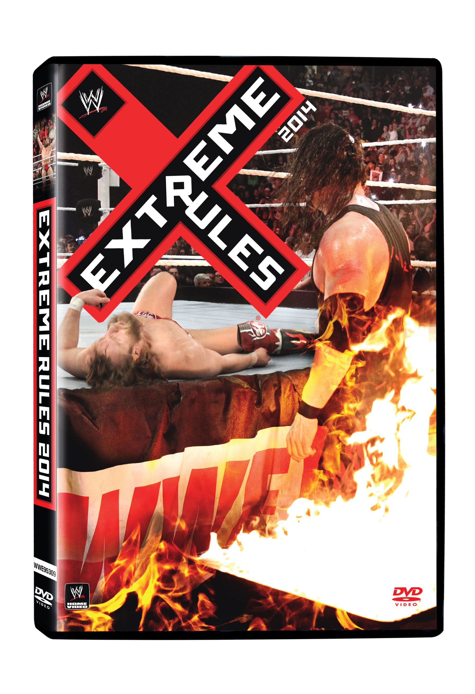 Extreme Rules 2014 - WWE - Cinedigm Entertainment