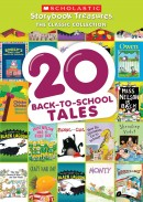 20 Back-to-School Tales — Scholastic Storybook Treasures: The Classic Collection
