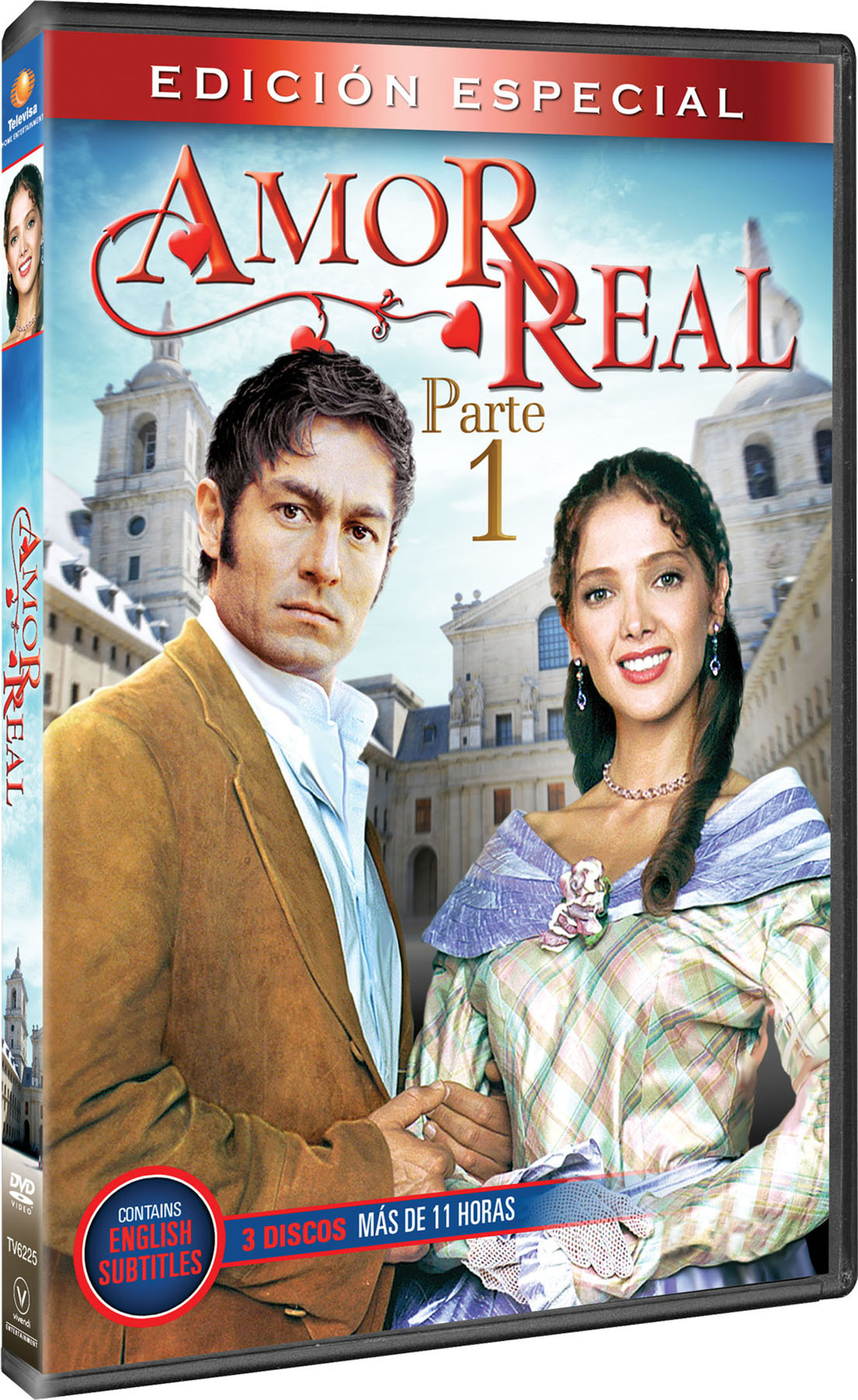 Amor Real amor real, special edition: volume 1 - televisa - cinedigm