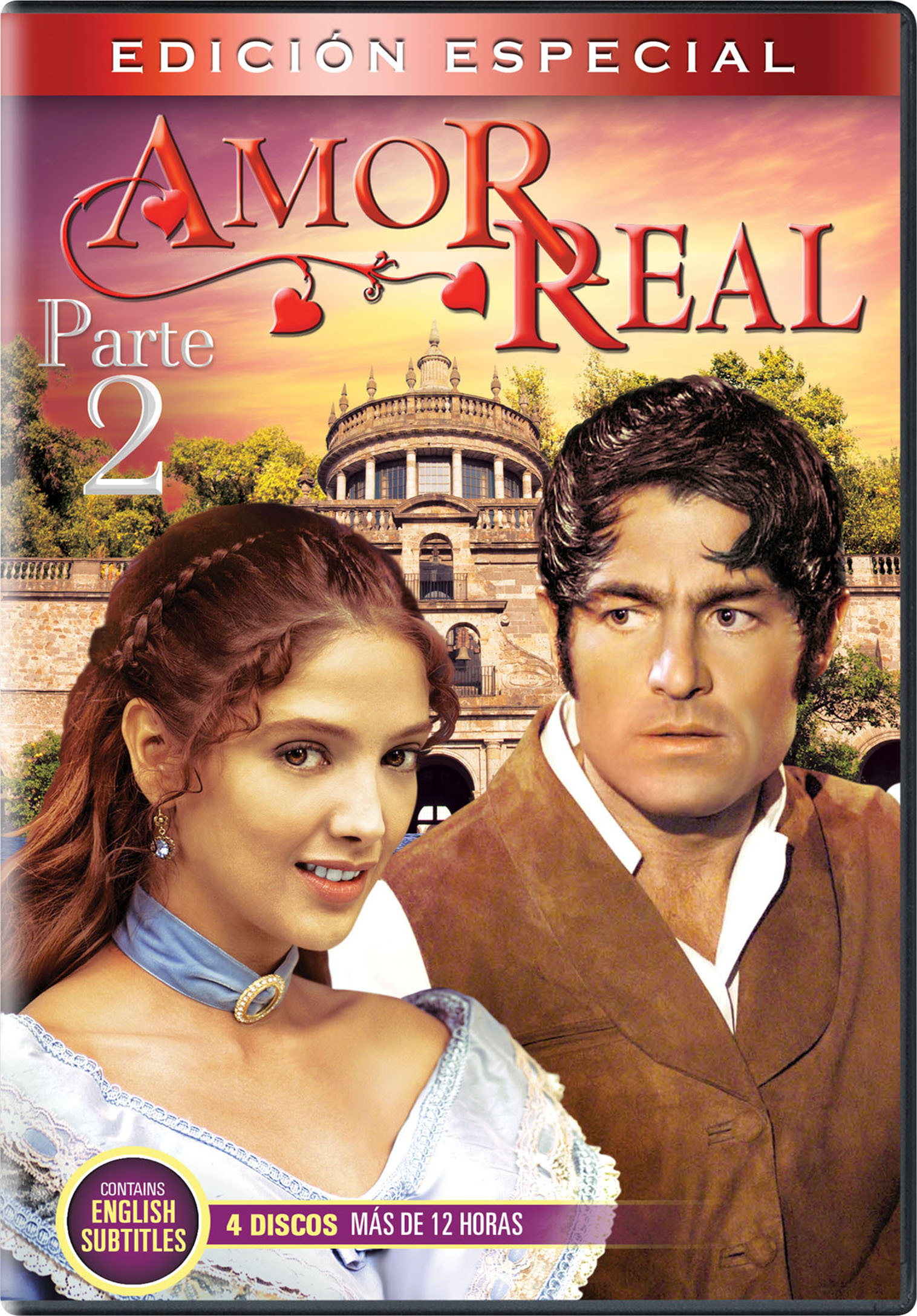 Amor Real amor real, special edition: volume 2 - televisa - cinedigm