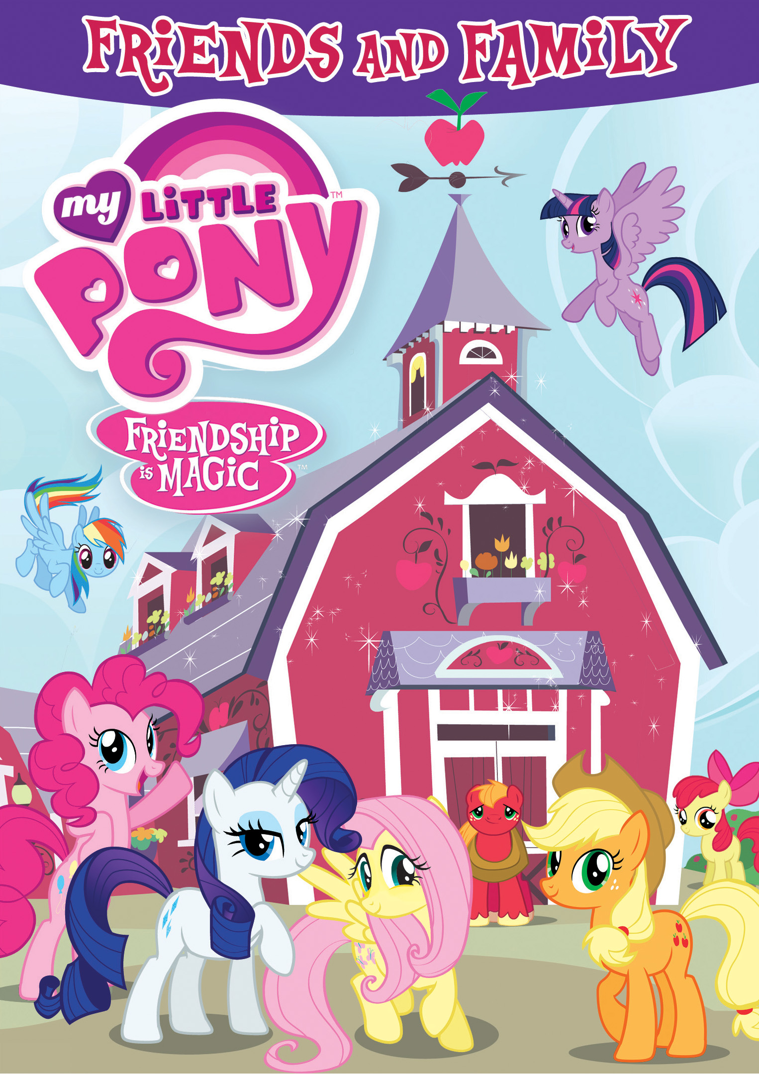 My Little Pony Friendship is Magic: Friends And Family